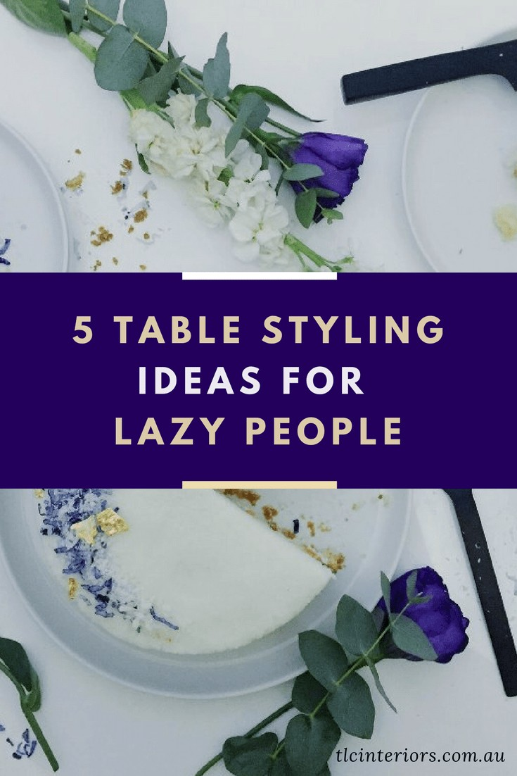 The Lazy guide to table styling