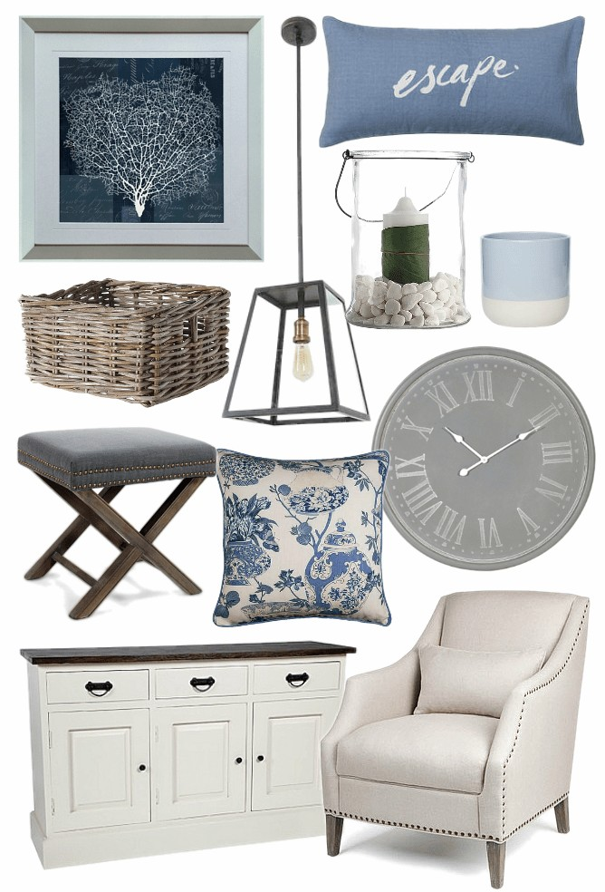 hamptons furniture and homewares australia mood board tlc interiors