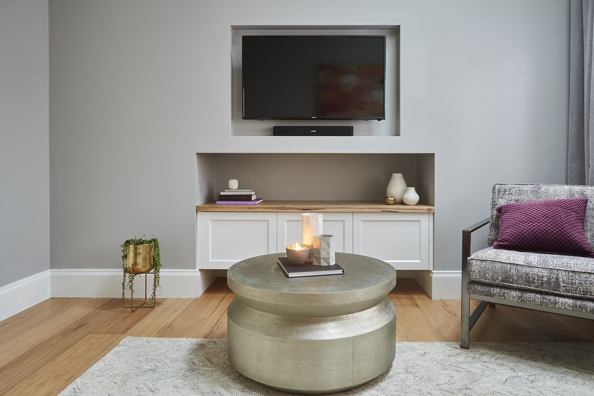 the block 2017 jason and sarah media room suppliers west elm gold coffee table