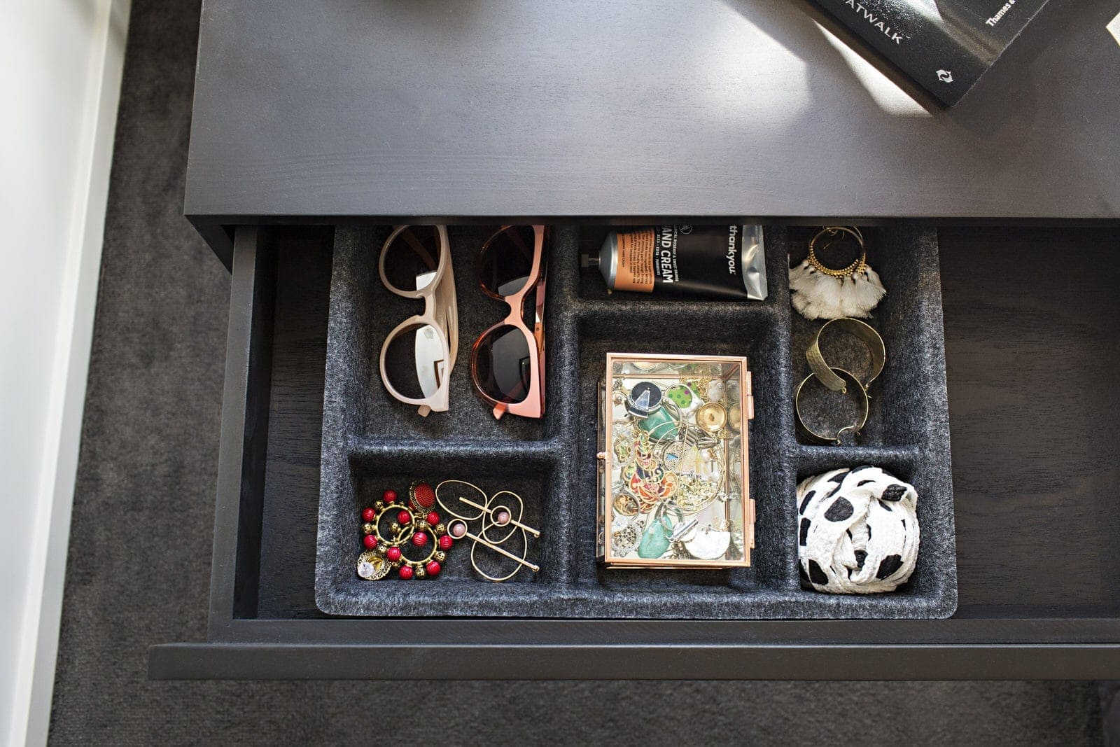 IKEA raggisar tray bedroom wardrobe storage ideas