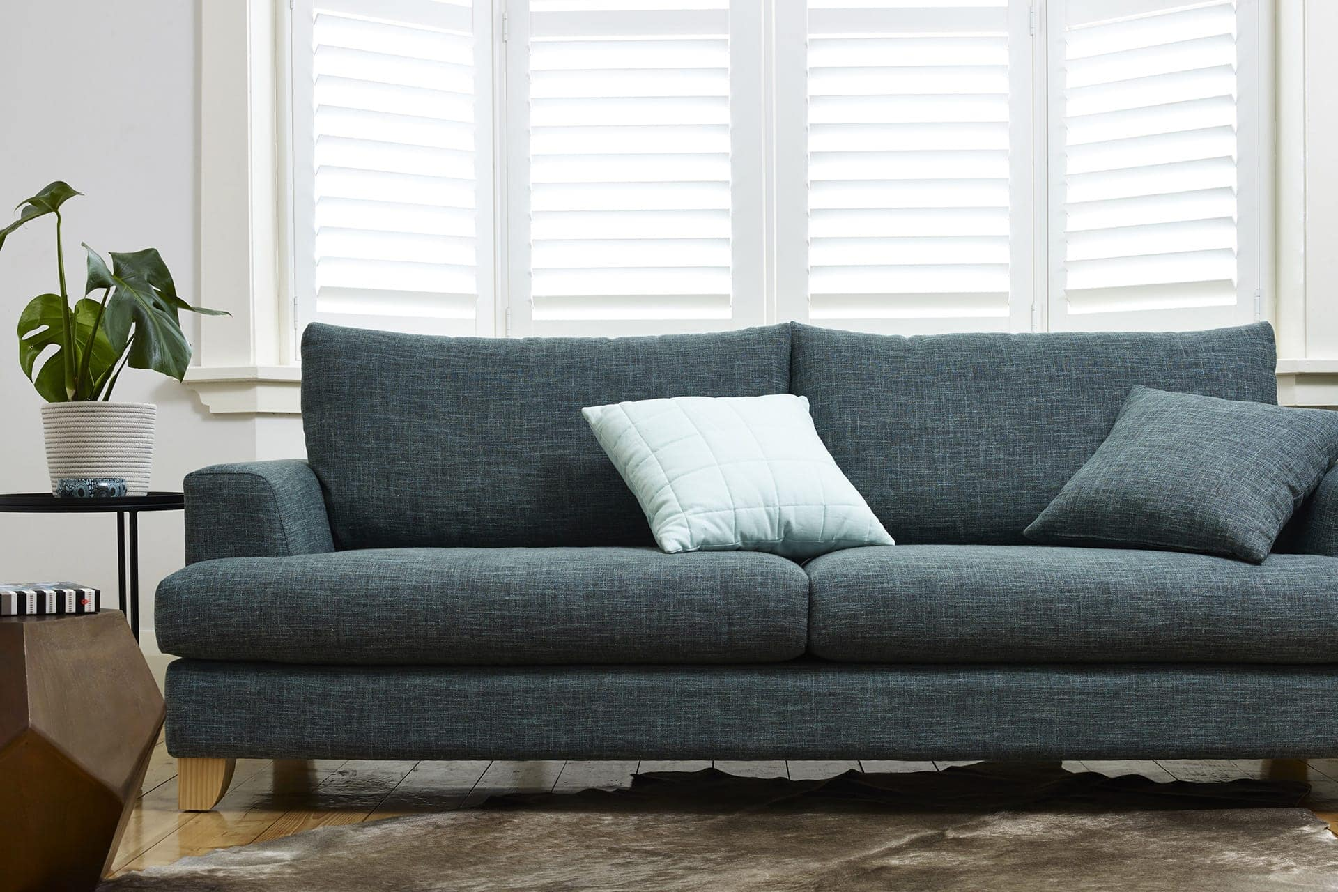 Molmic River Sofa from Berkowitz Furniture springvale homemaker centre