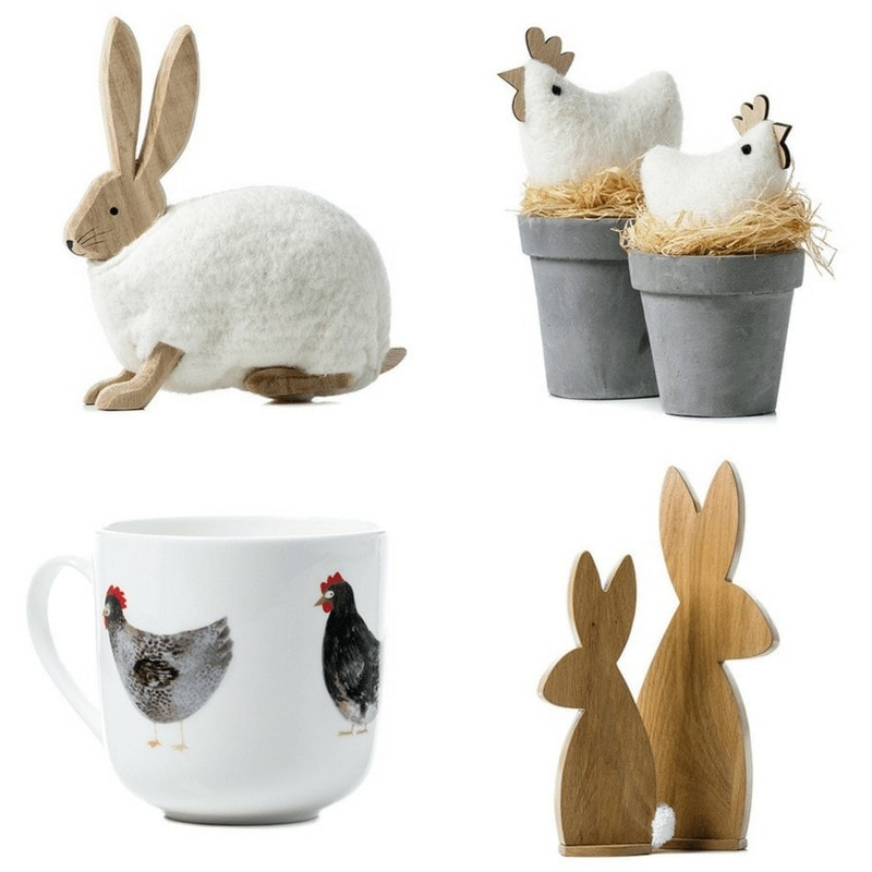 adairs easter decorations