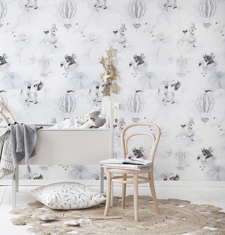 mrs mighetto kids wallpaper ideas
