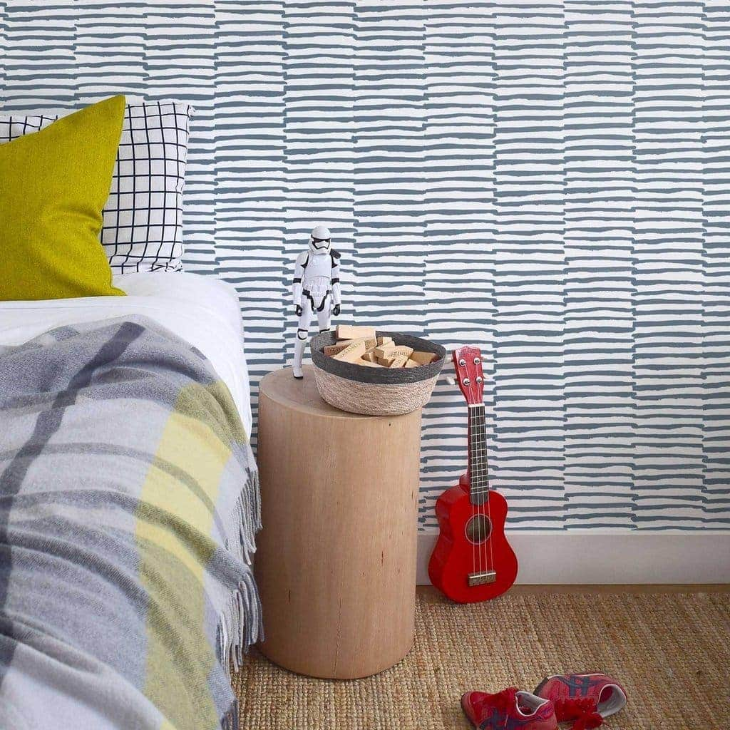 stripes anon wallpaper from these walls wallpaper ideas for kids rooms