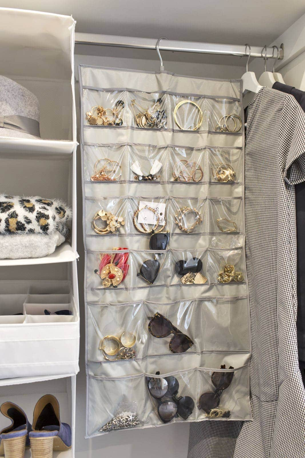 Wardrobe Storage Ideas From Ikea Jewellery Storage Idea