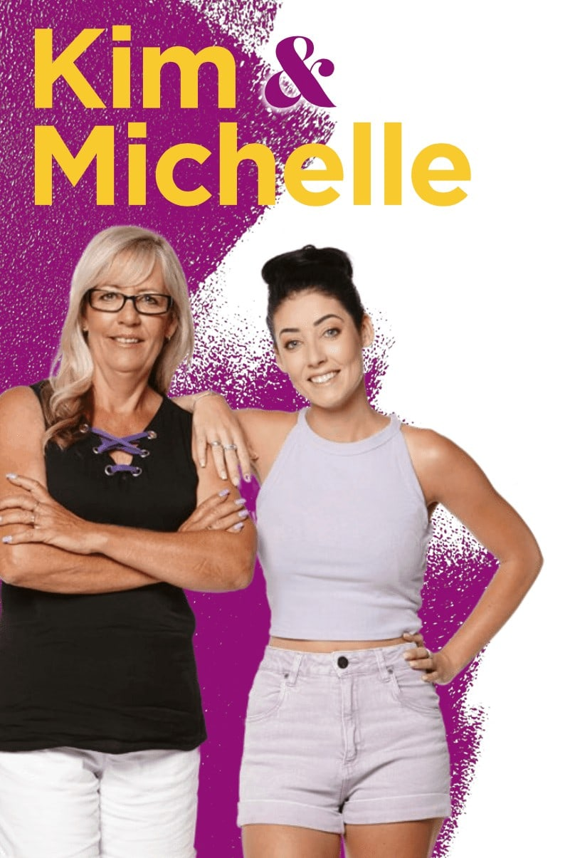 house rules 2018 contestants kim and michelle