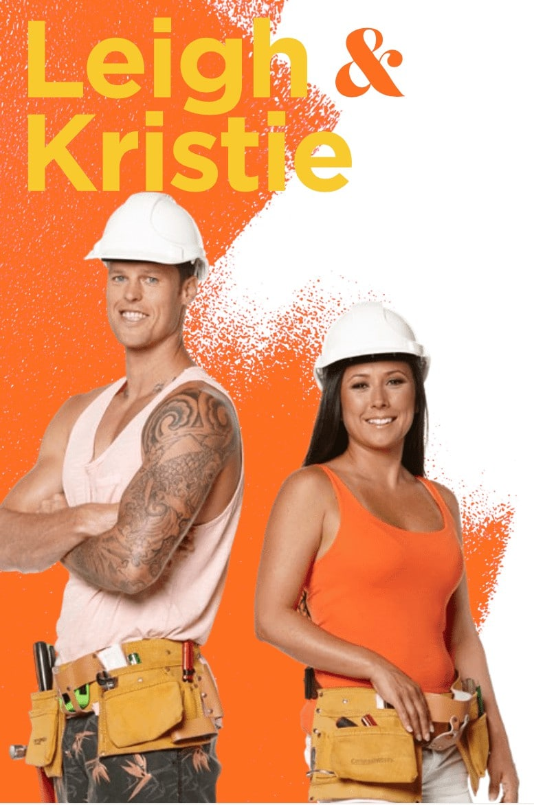 house rules 2018 contestants leigh and kristie