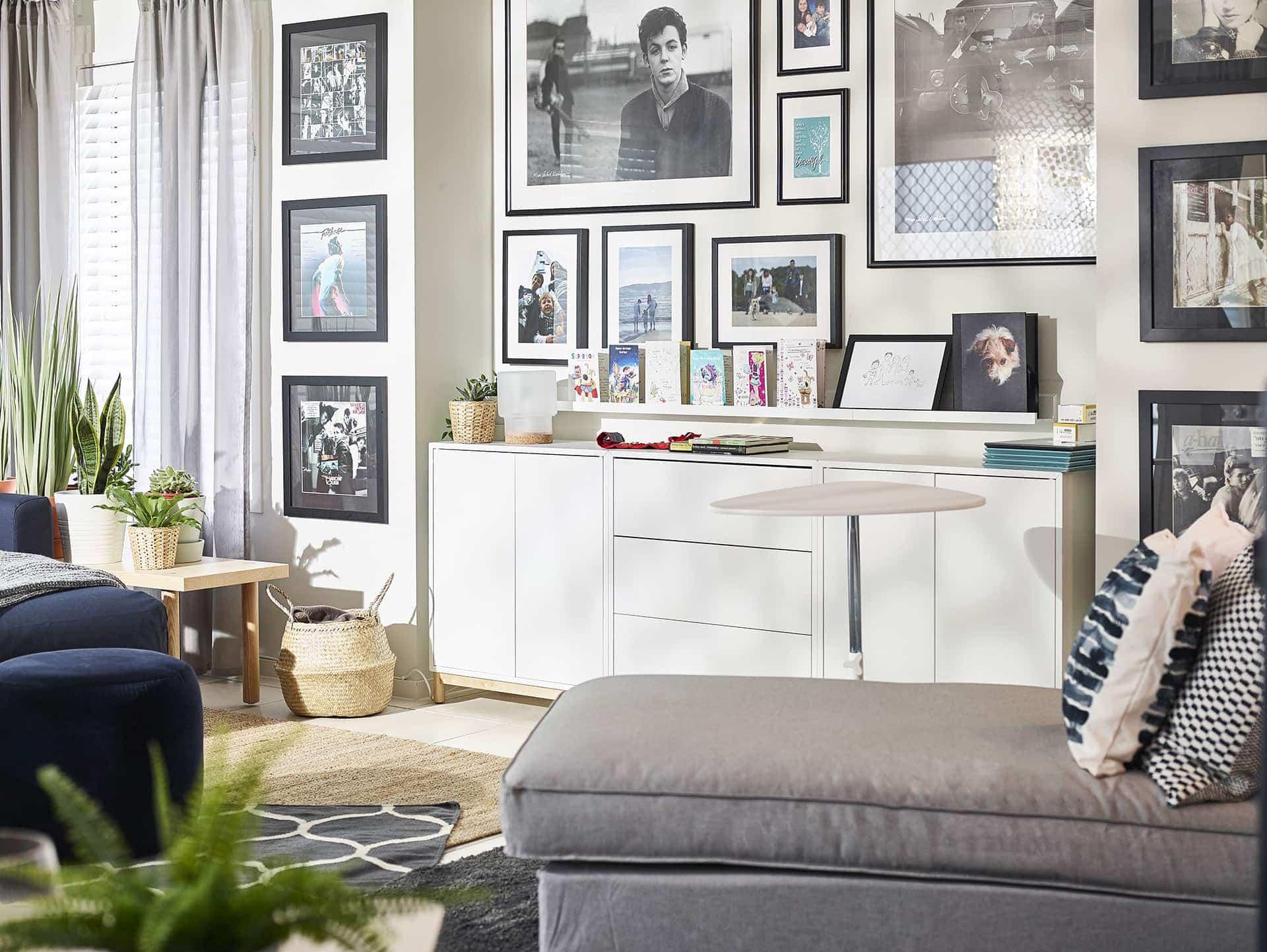 Decorating A Al Living Room, Ikea Storage Living Room