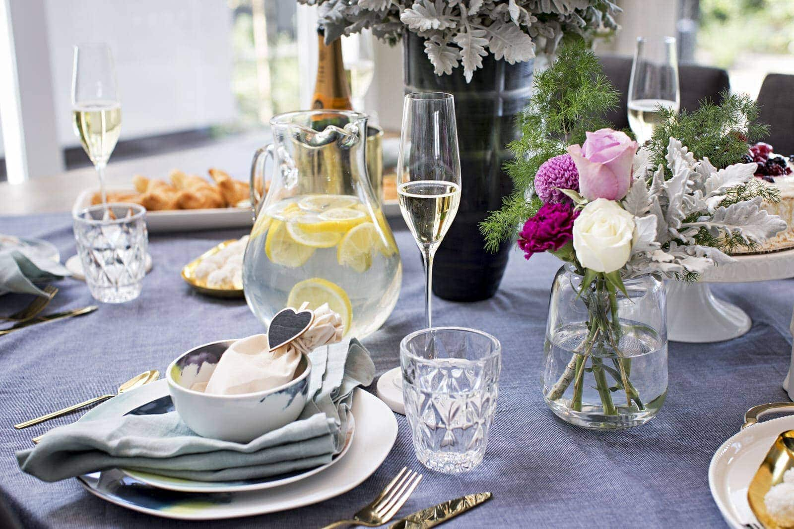 mothers day table styling ideas