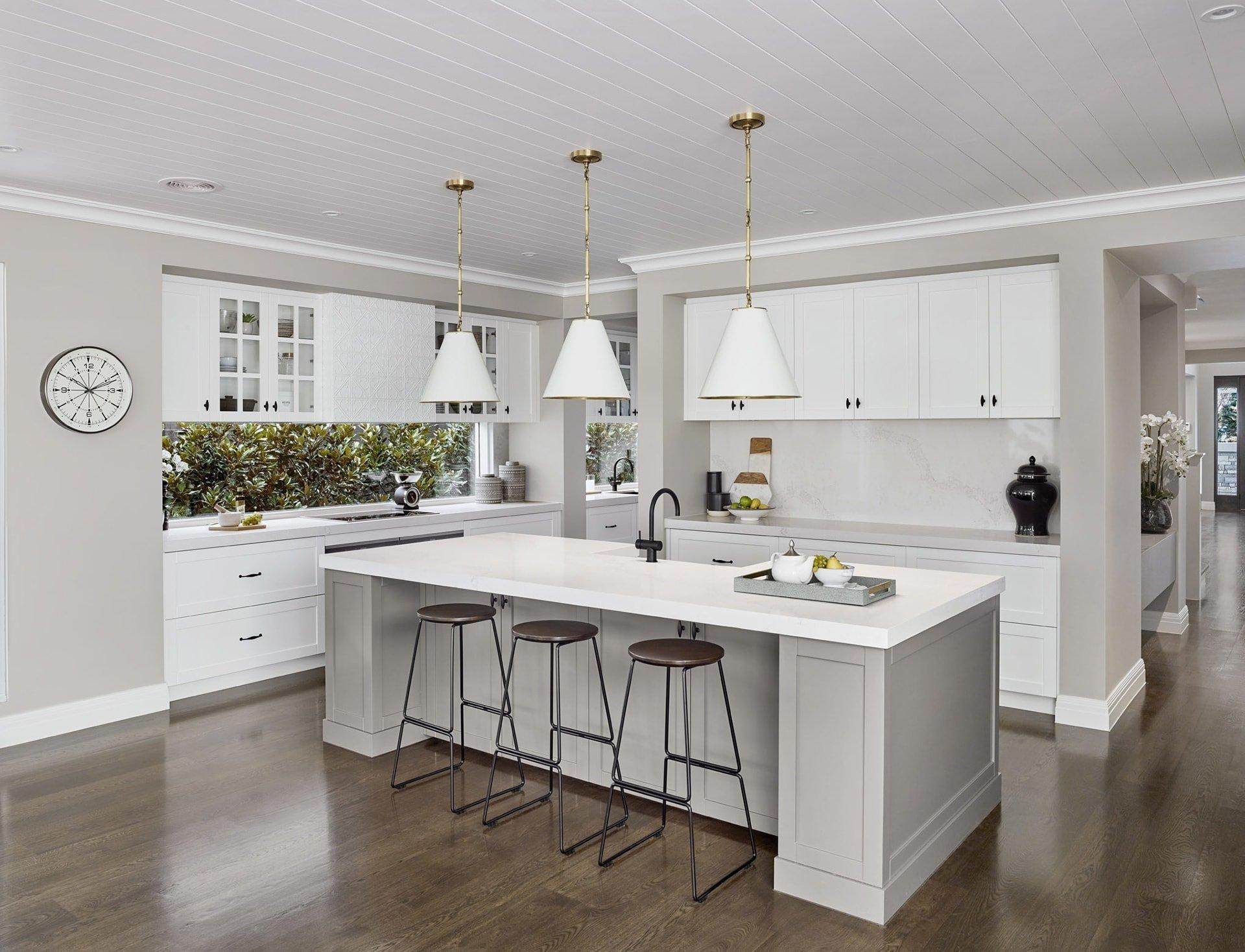 hamptons kitchen design ideas top 10 for 2021  tlc interiors