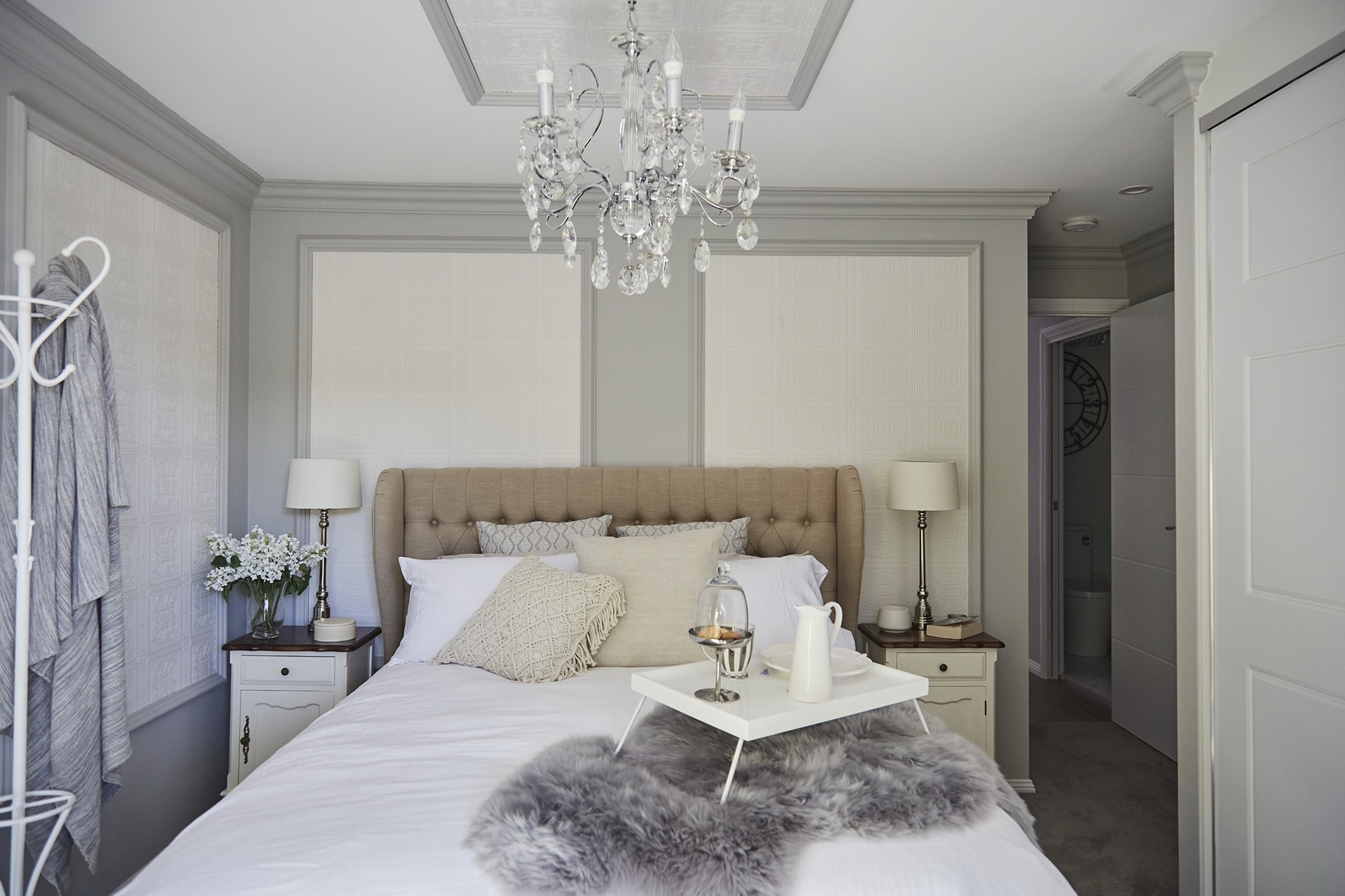 house rules 2018 kim and michelle french ornate bedroom