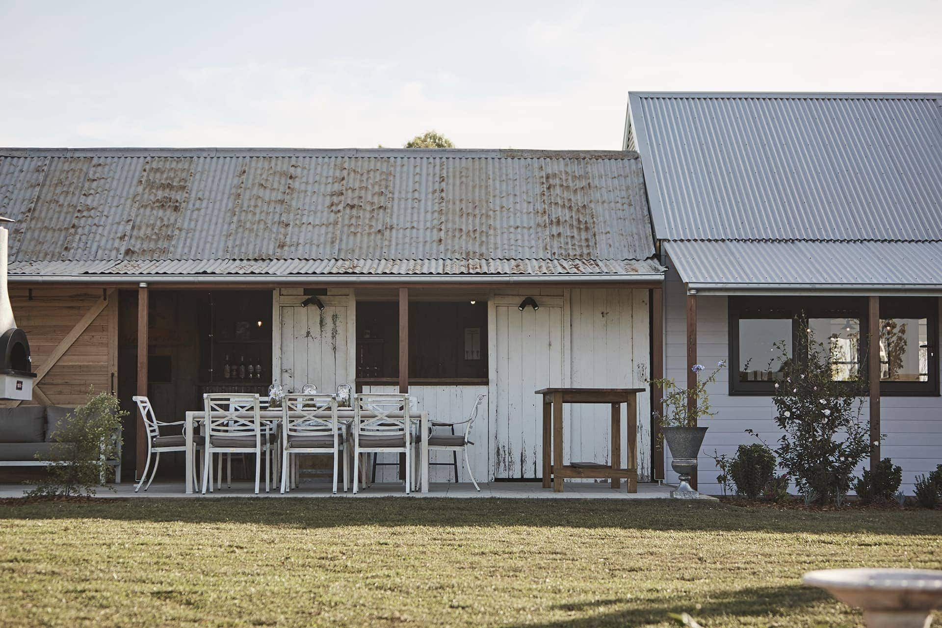 house rules 2018 toad and mandy outdoor dining area