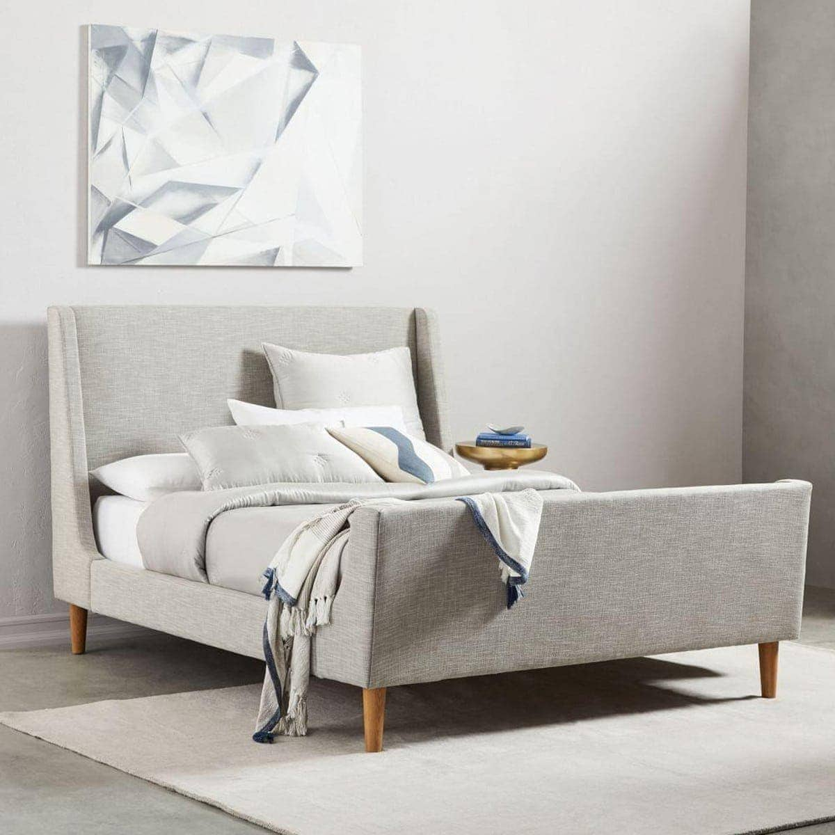Where to Buy the Best in Upholstered Bedhead Designs Online