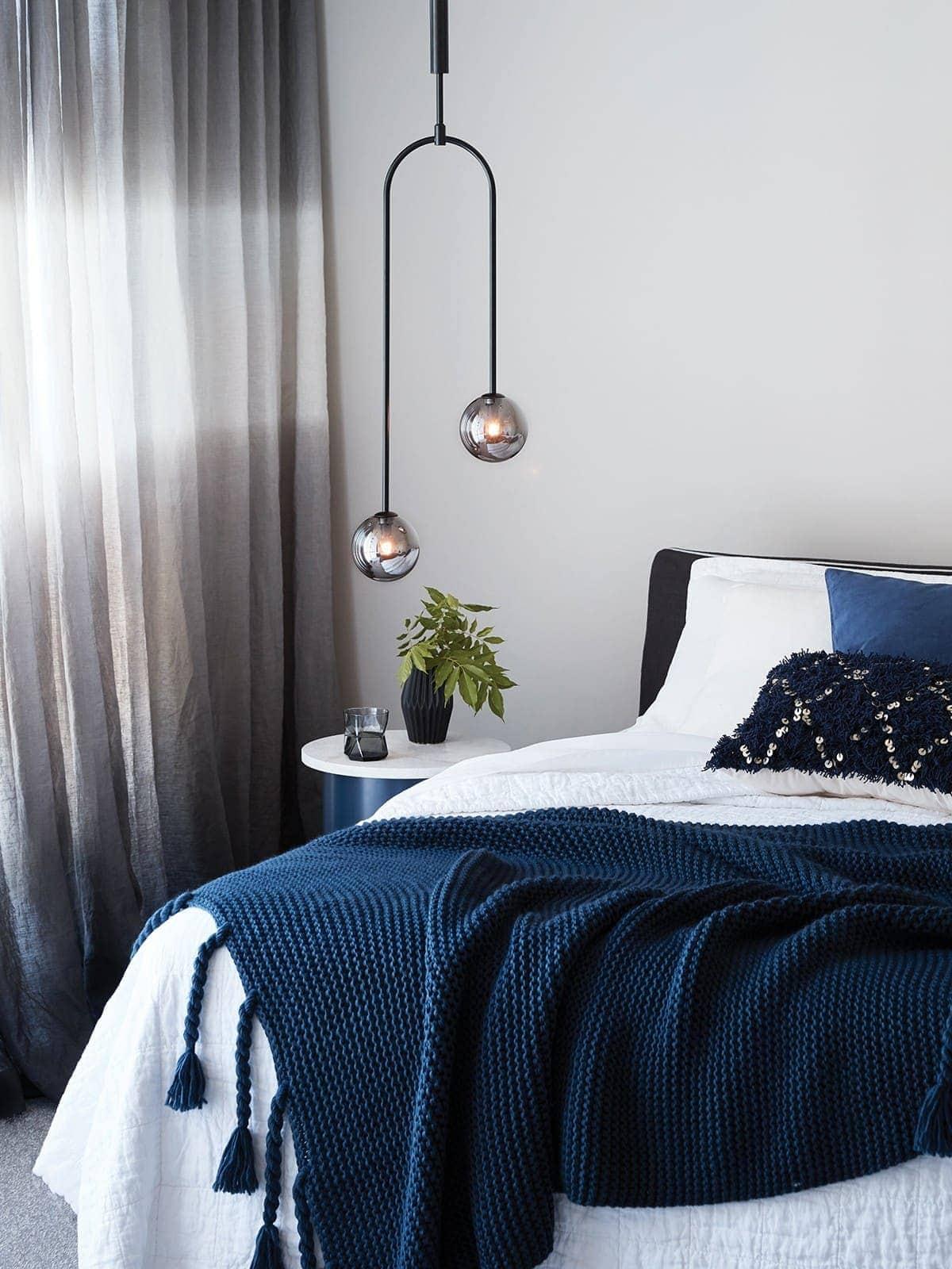 master bedroom pendants from beacon lighting moody bedroom