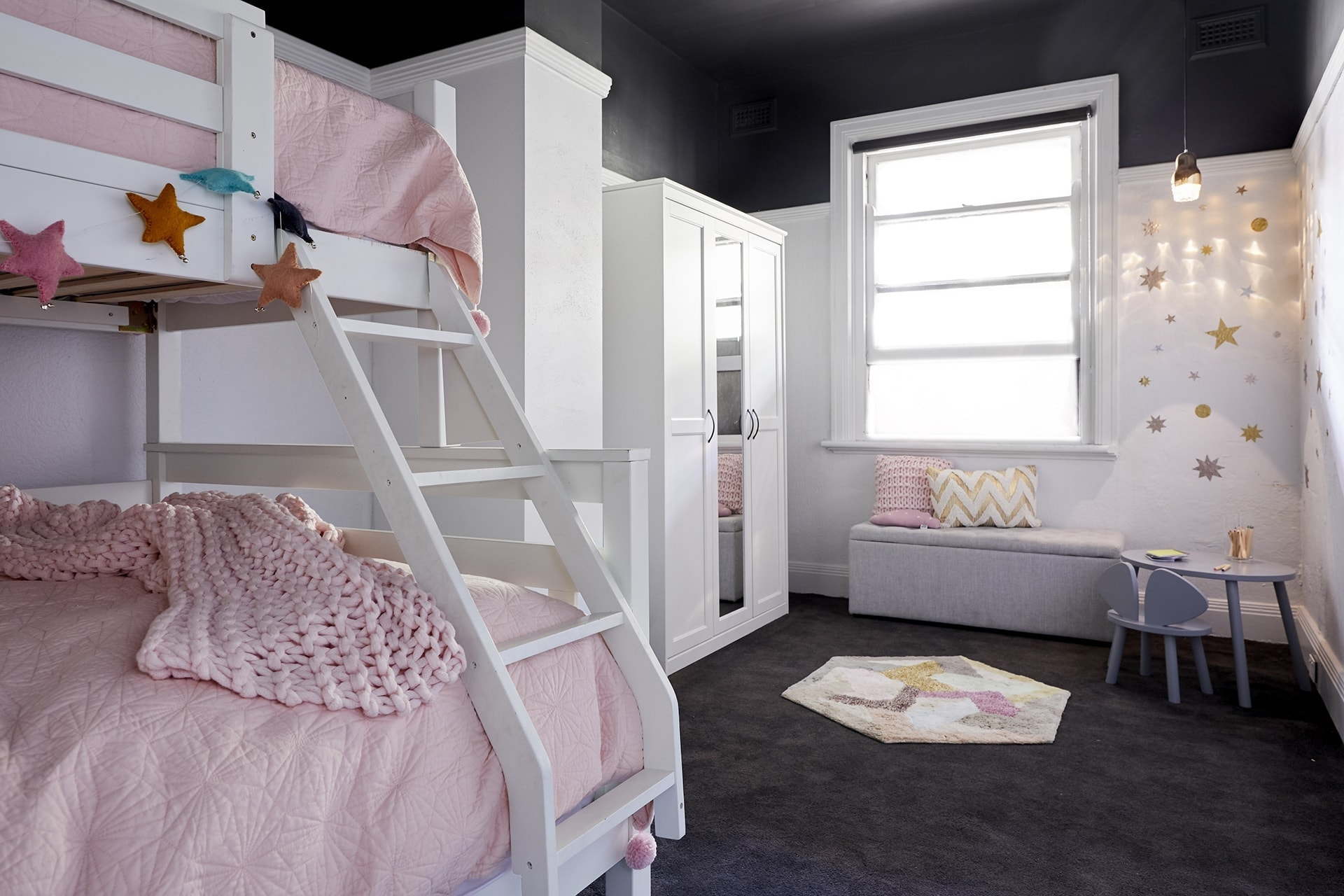 the block 2018 48 hour challenge bianca and carla kids room
