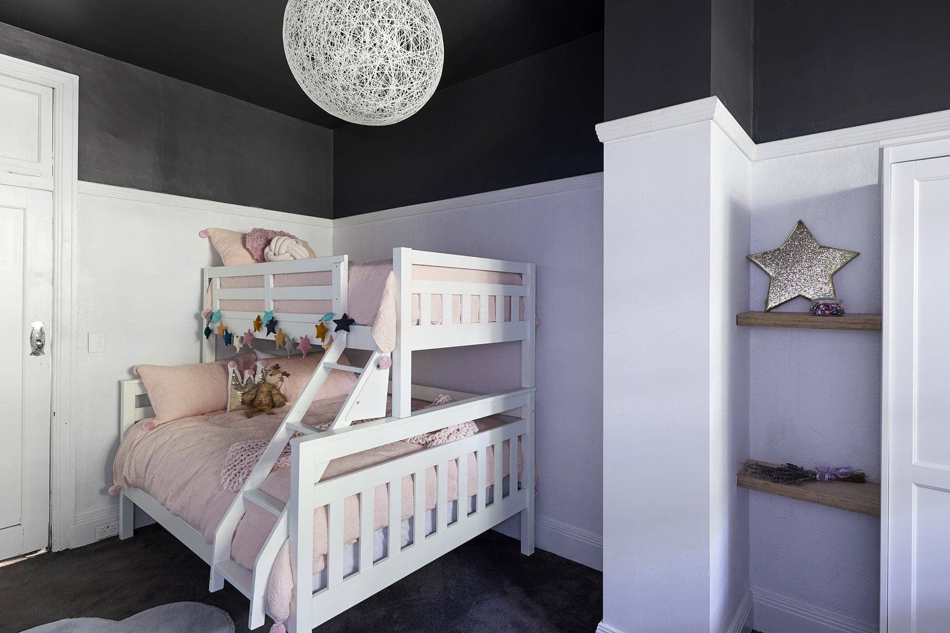 the block 2018 48 hour challenge bianca and carls girls bedroom