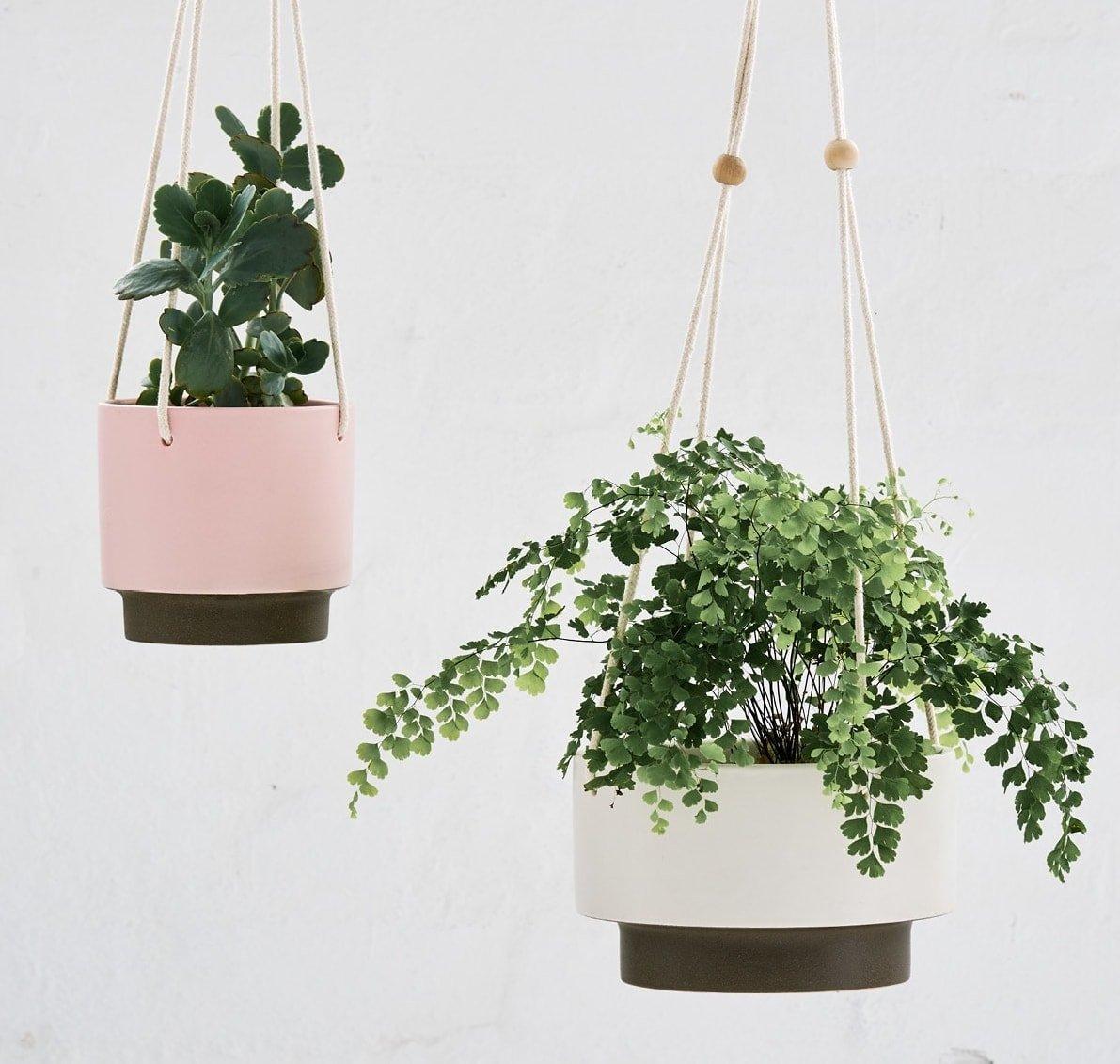 lorraine lea astrid hanging plant pots