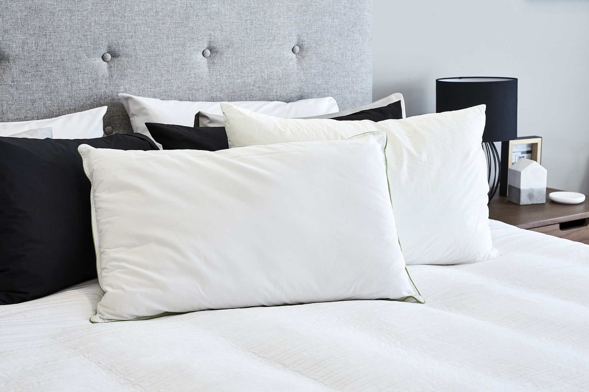 lorraine lea greenfirst bamboo pillow different types of pillows