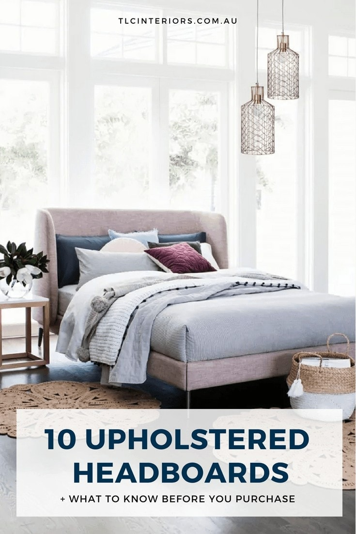 pink upholstered headboard best places to buy upholstered bedheads online domayne