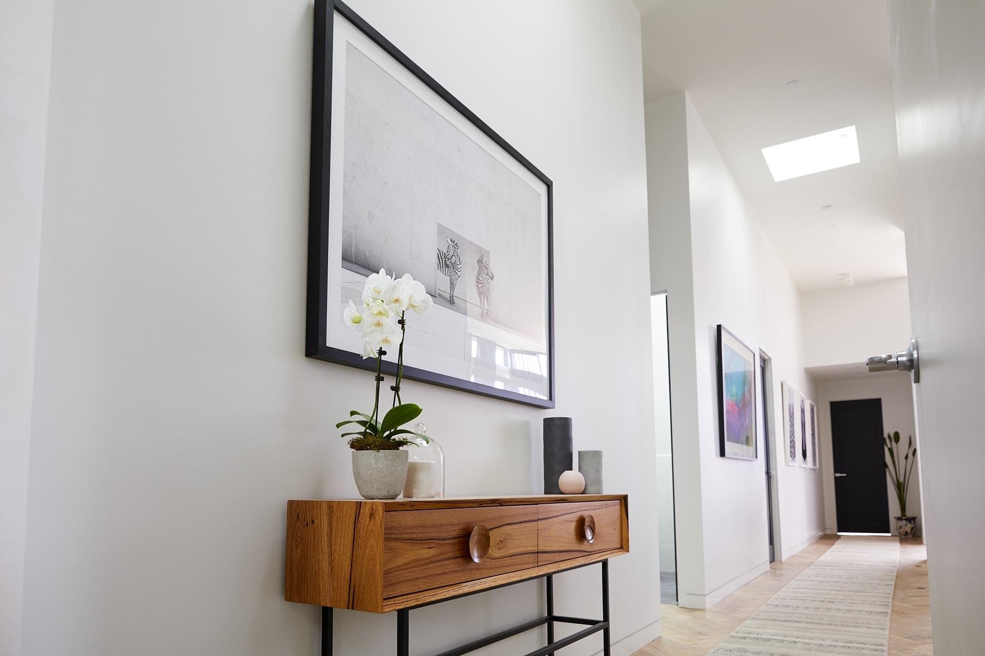 the block 2018 bianca and carla hallway