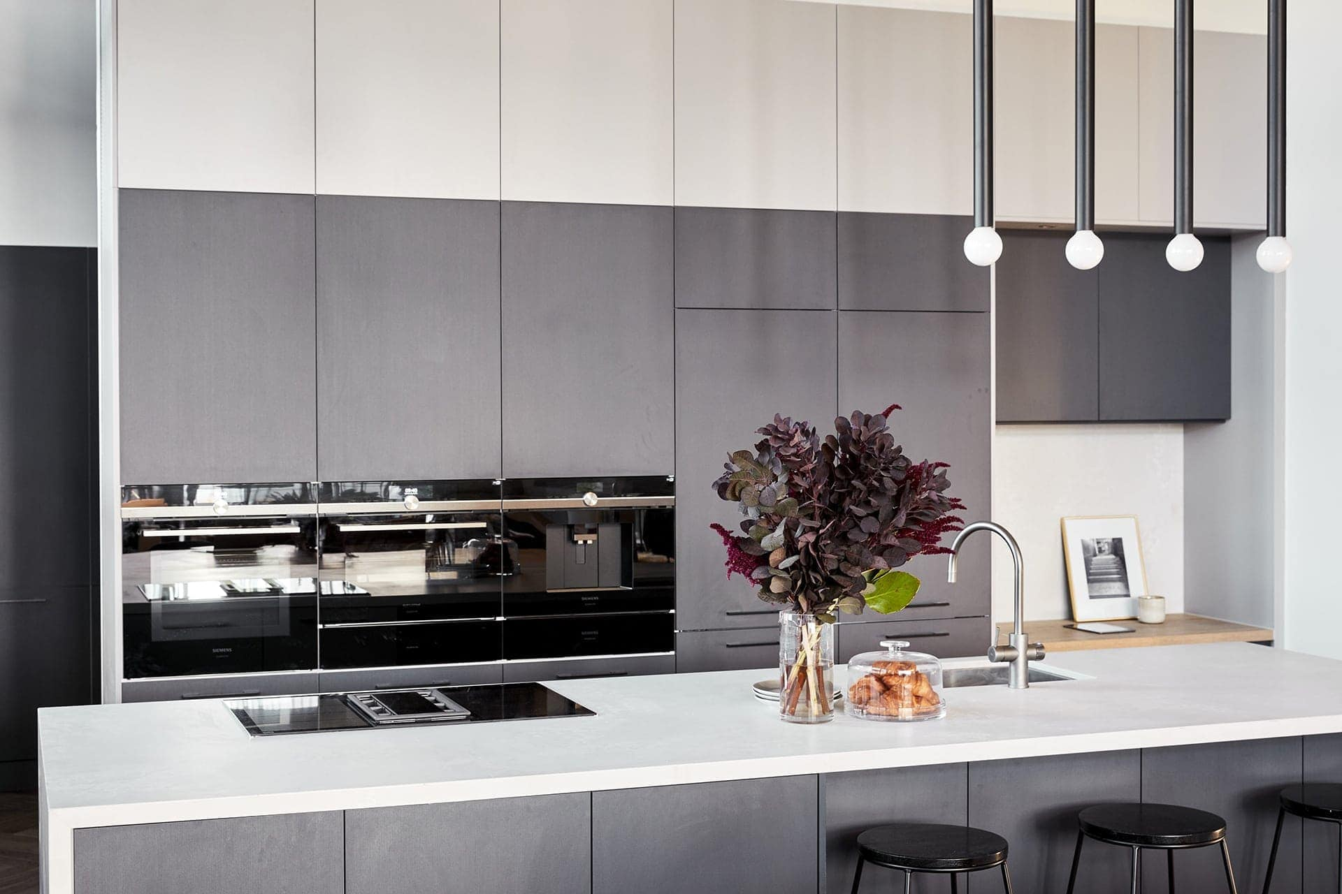 the block 2018 kitchens bianca and carla kitchen pendants