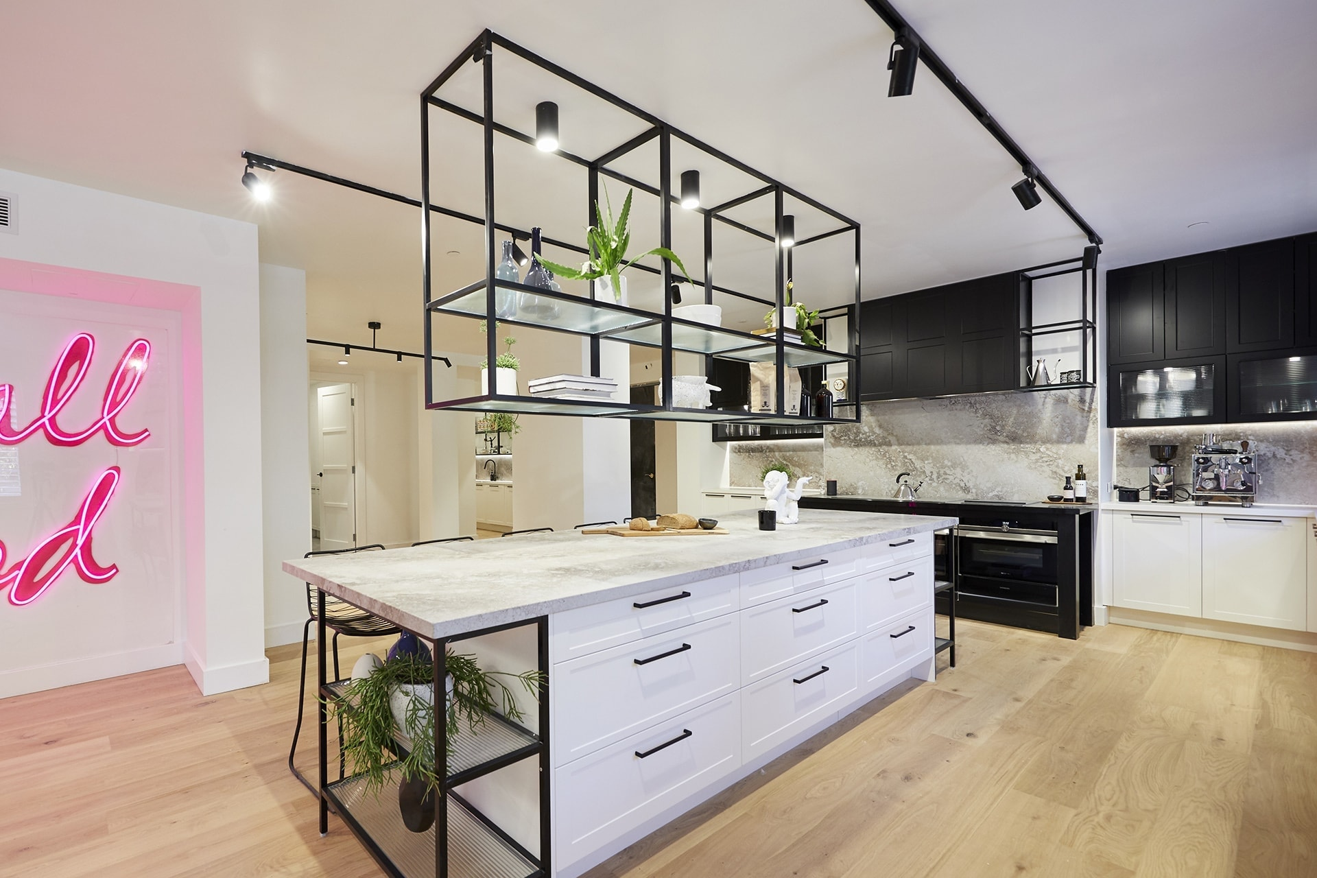 The Block 2018 Challenge Apartment Kitchen Island ...