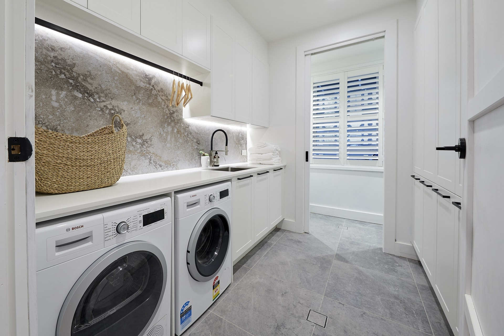 the block 2018 challenge apartment laundry