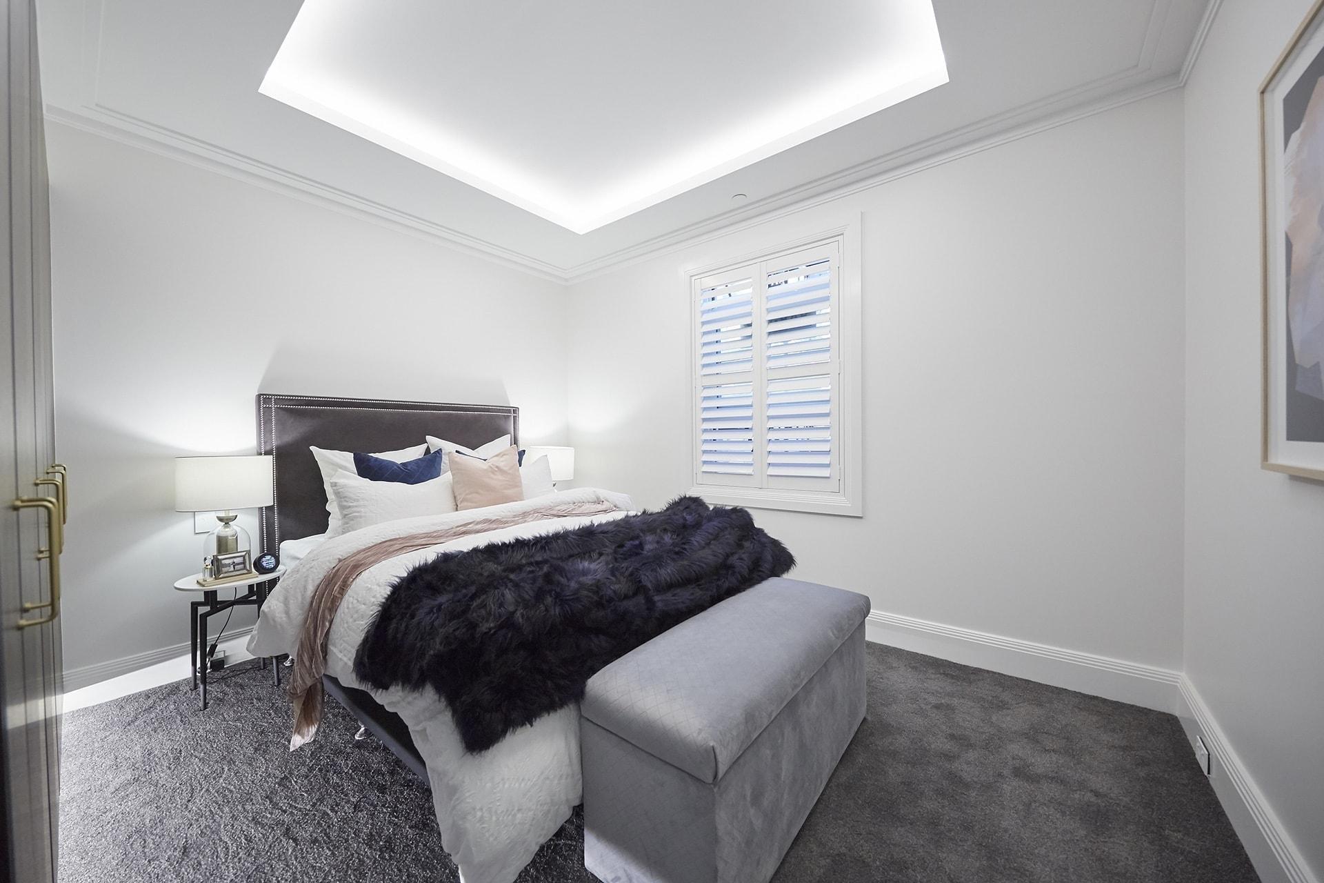 the block 2018 guest bedrooms hayden and sara