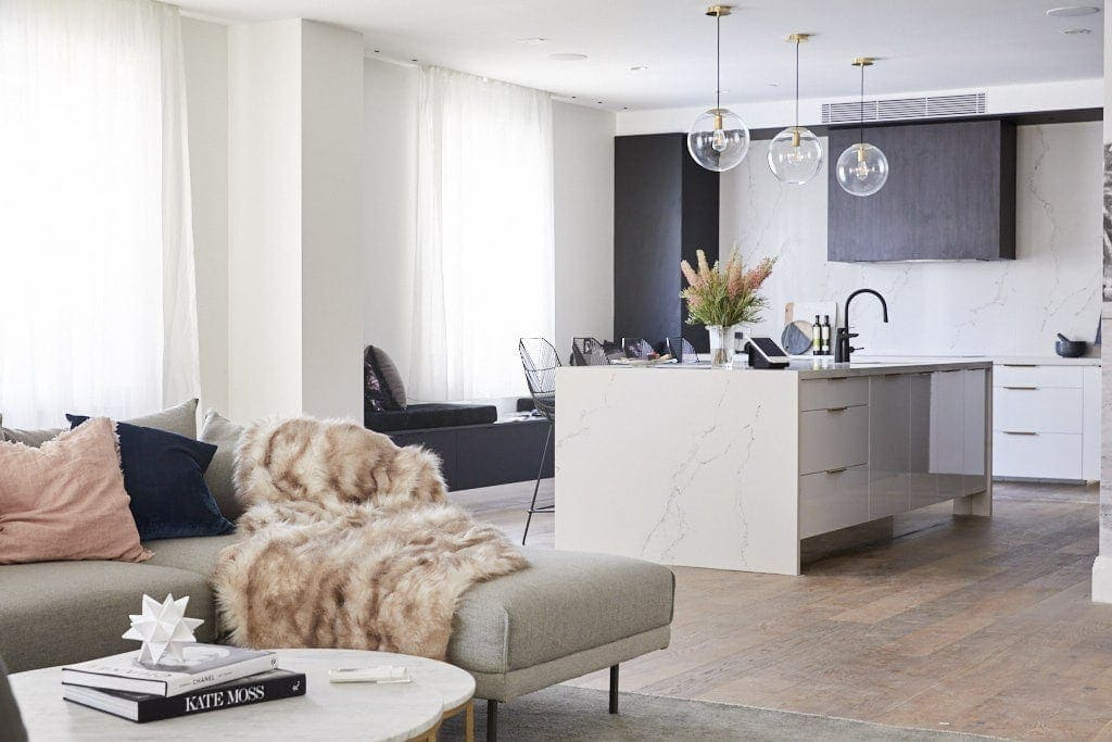 the block 2018 hayden and sarah living and dining room