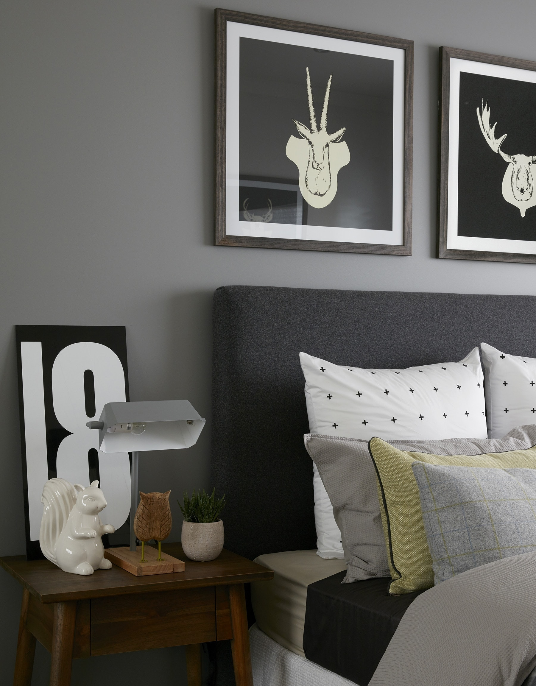 Dark Bedroom Wall Ideas That Banish White Once And For All Tlc Interiors