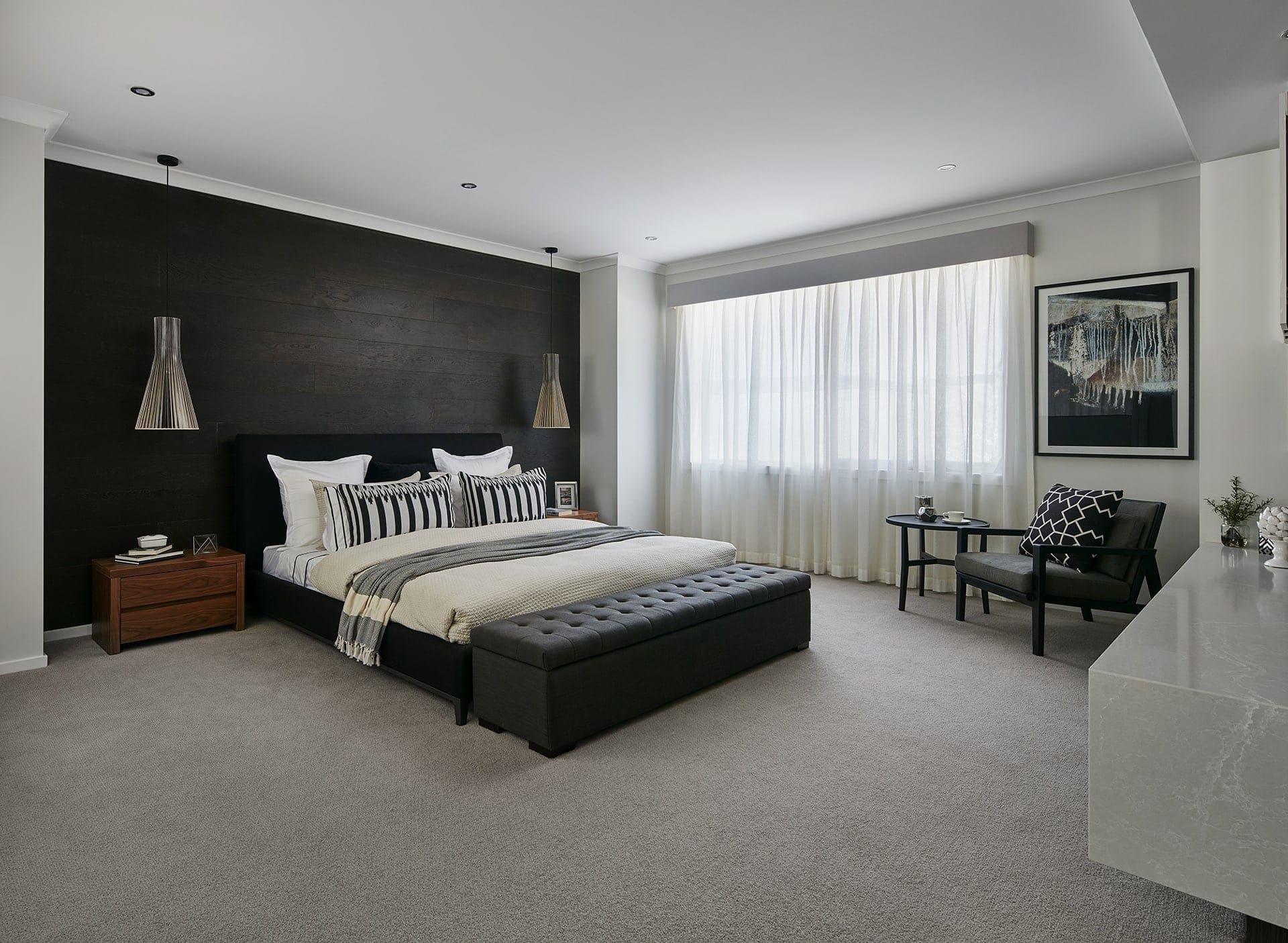 Dark Bedroom Wall Ideas Let S Say No To All White Rooms
