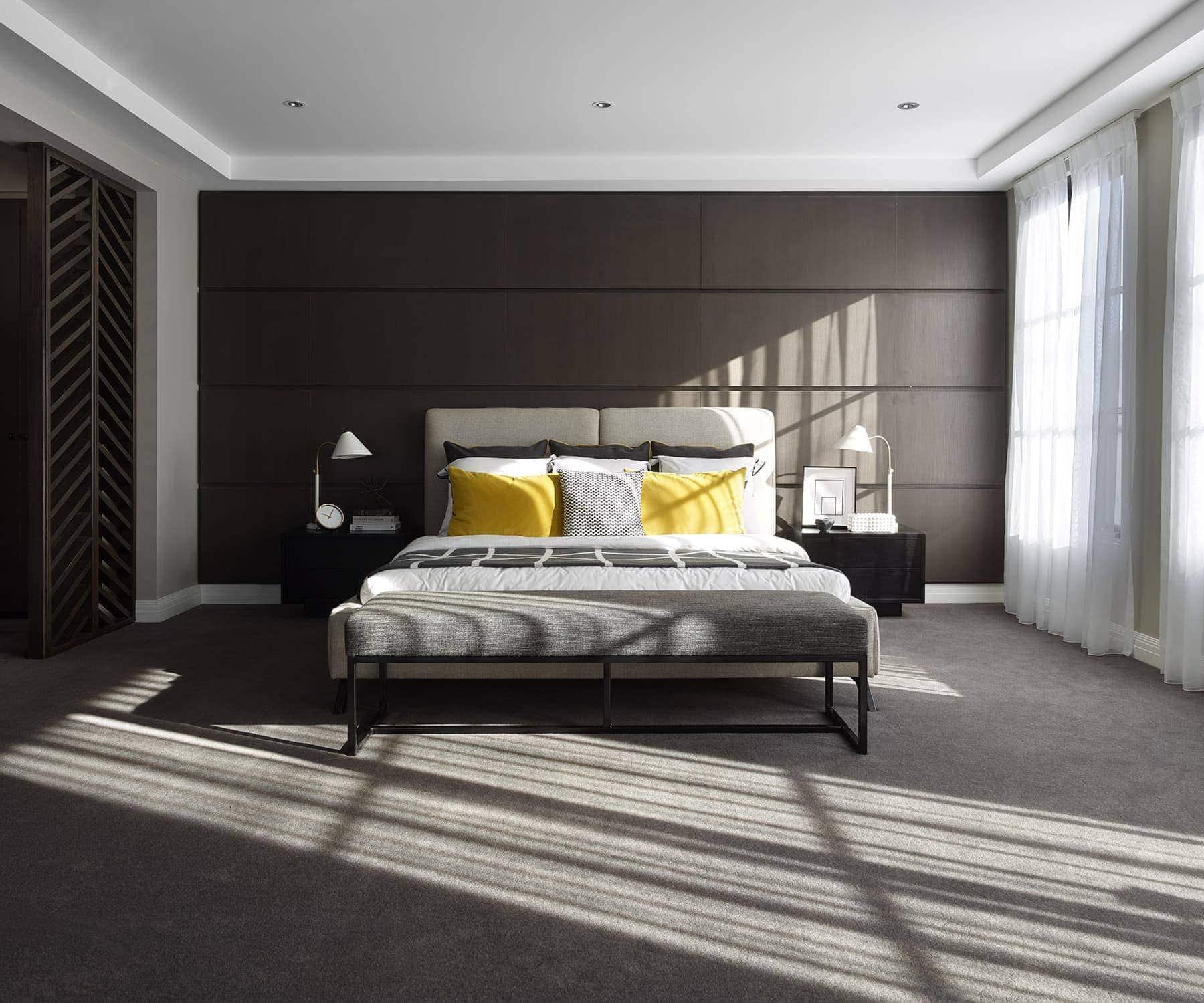 6 Dark Bedroom Wall Ideas To Embrace Tlc Interiors