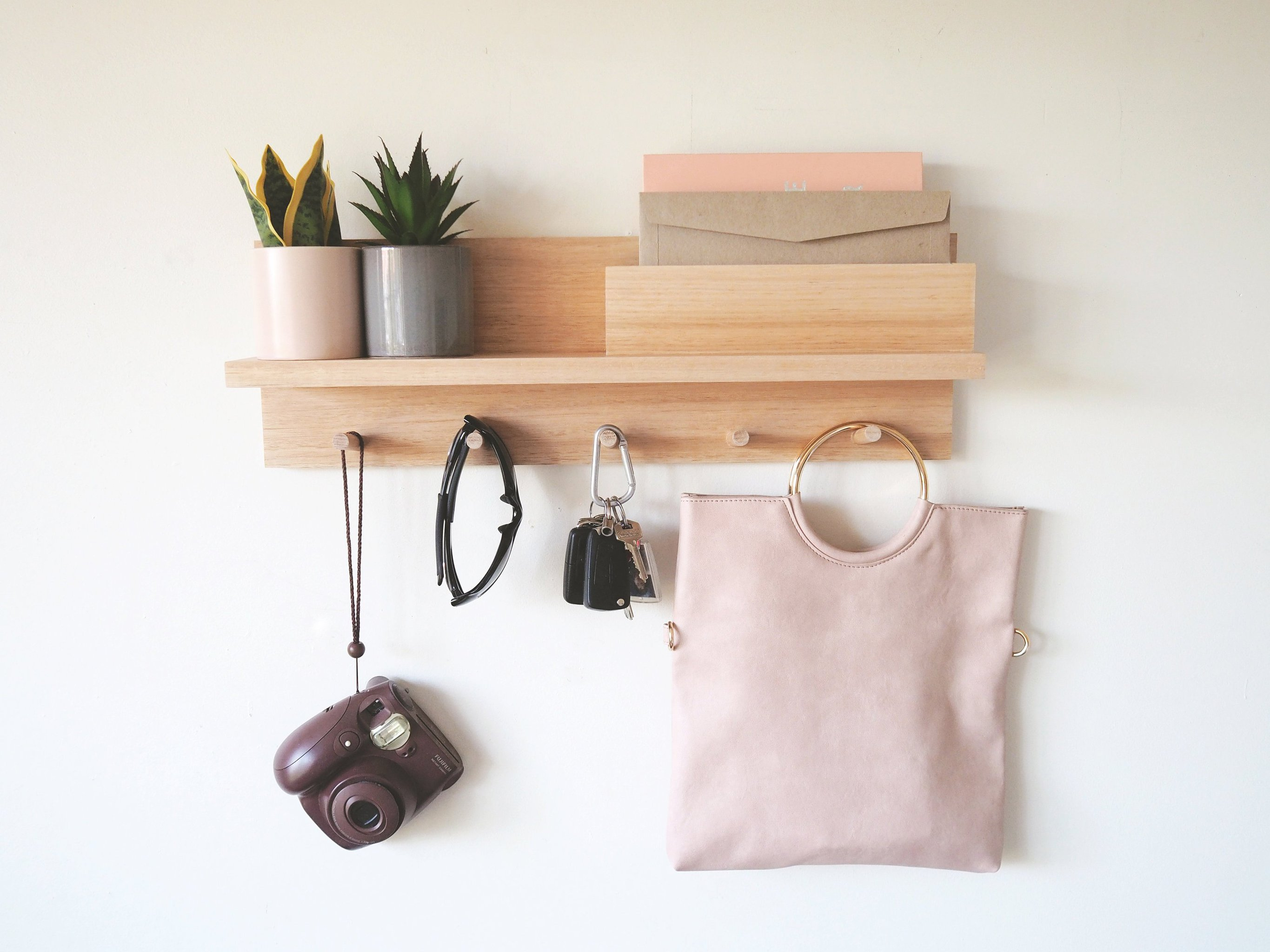wall mounted coat rack for entryway wall from would you buy