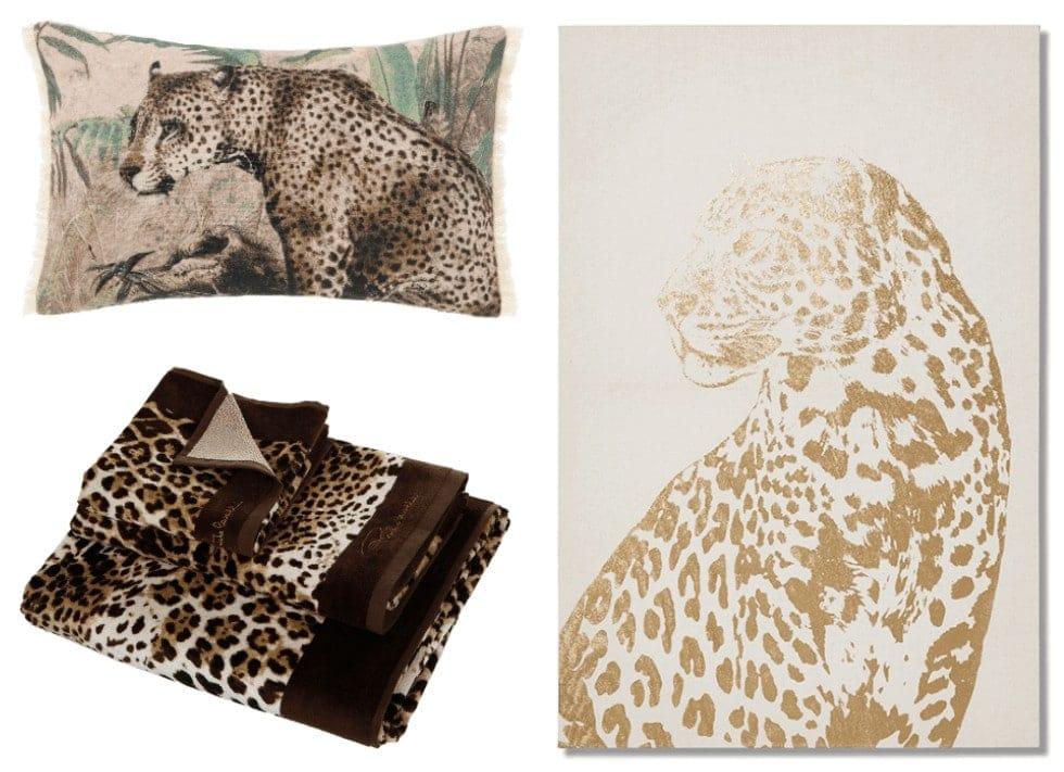 leopard print cushions leopard print towels and leopard canvas artwork