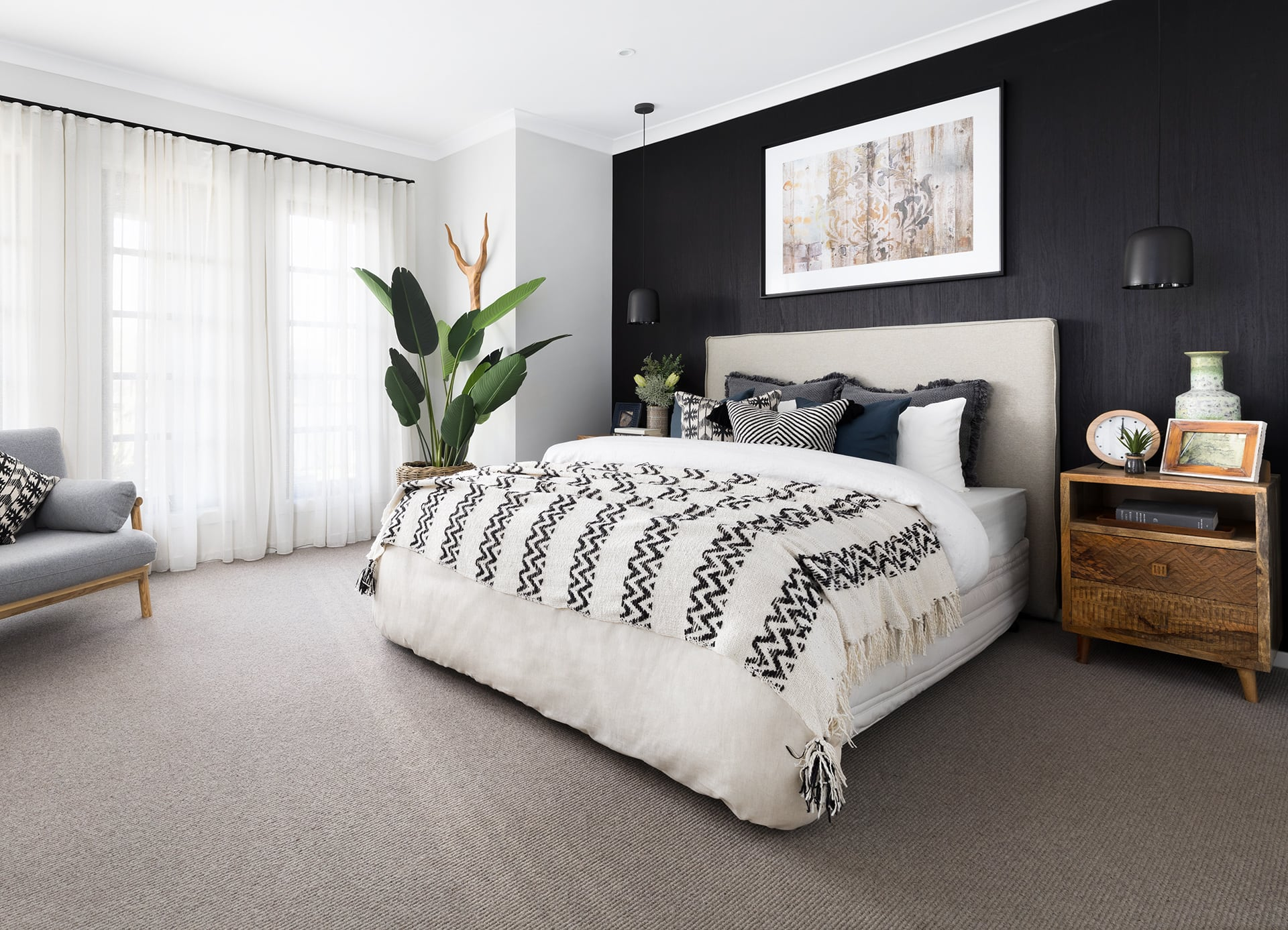 How To Style A Bed A Step By Step Guide Tlc Interiors