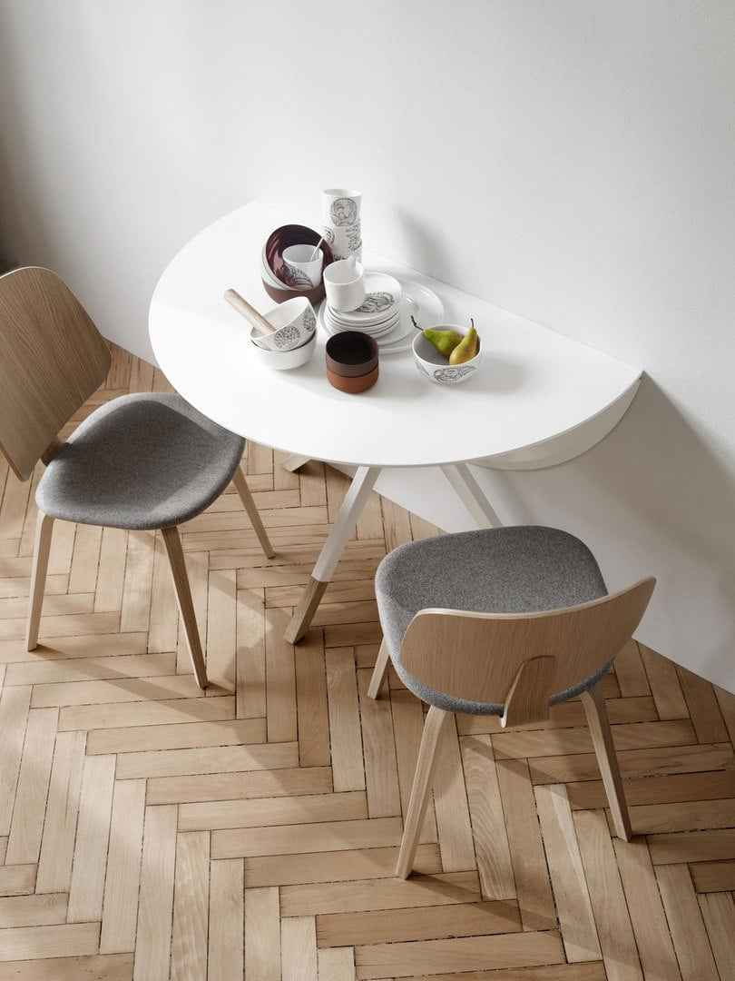29 Space-Saving Tables for Small Dining Rooms - TLC Interiors