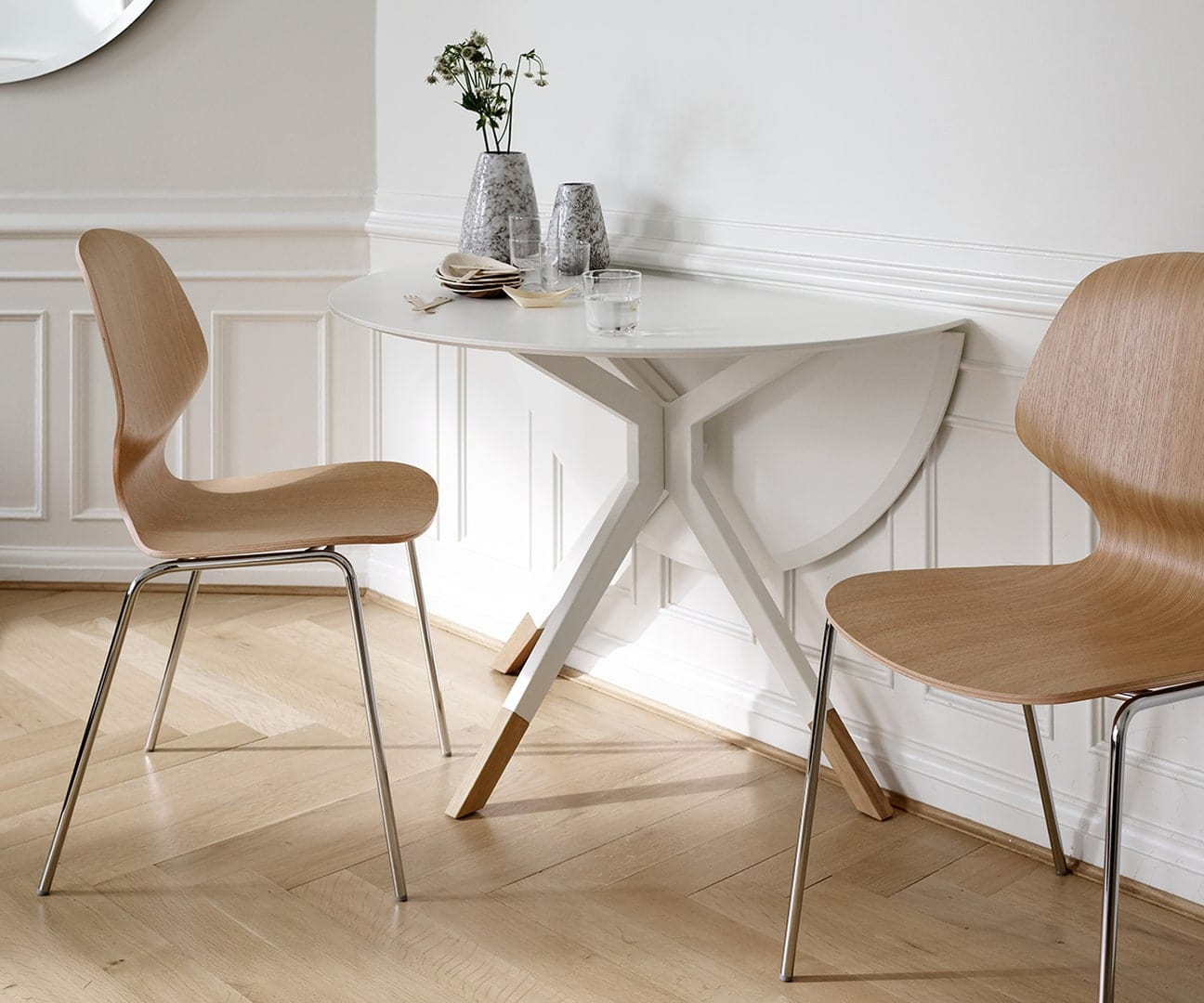 tables for small dining room boconcept round fold down dining table