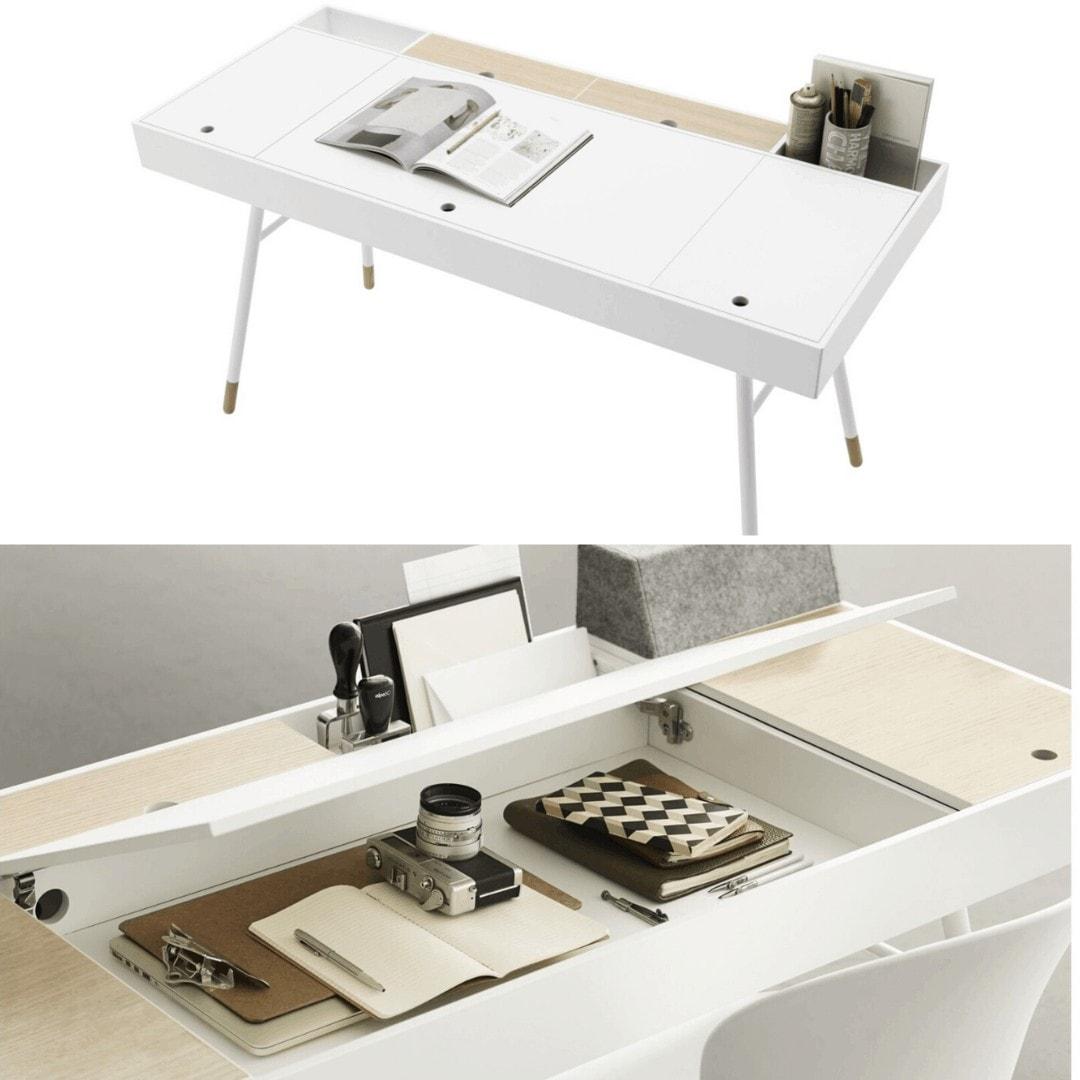cupertino desk bo concept desk with storage for kids bedroom