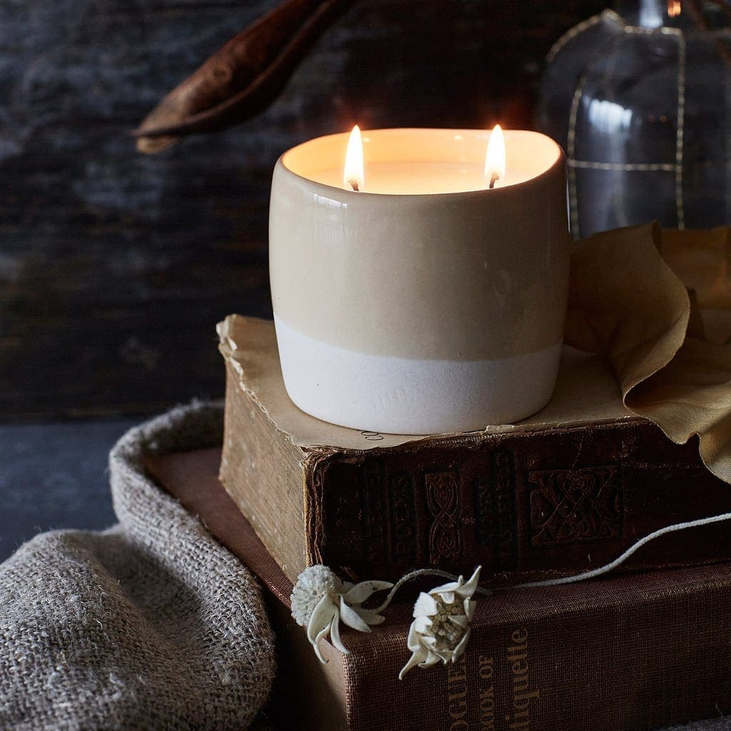 the candle library autumn candle scents