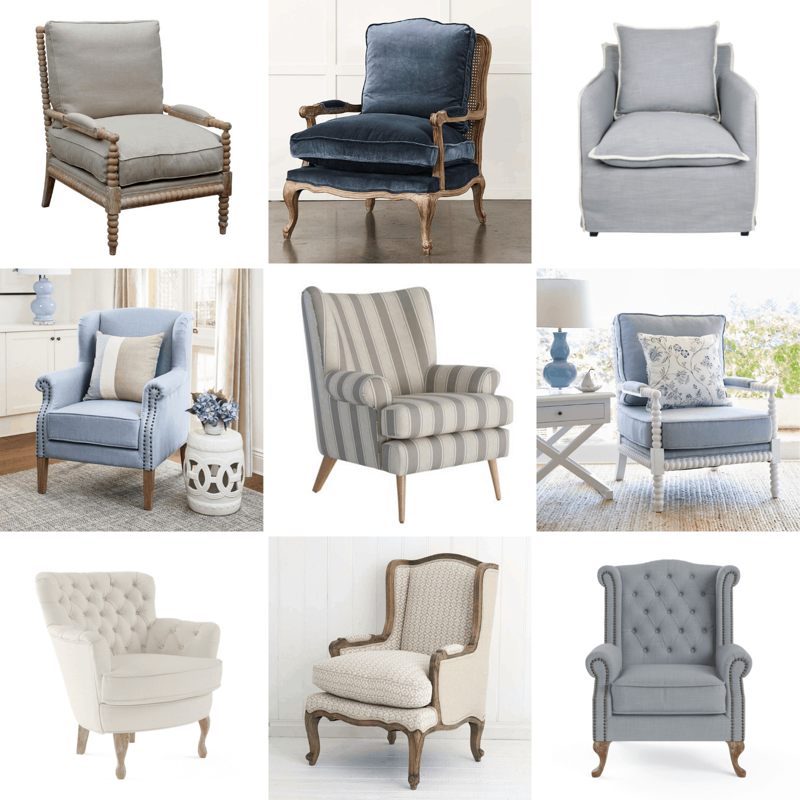 hamptons armchairs and accent chairs provincial armchairs and accent chairs