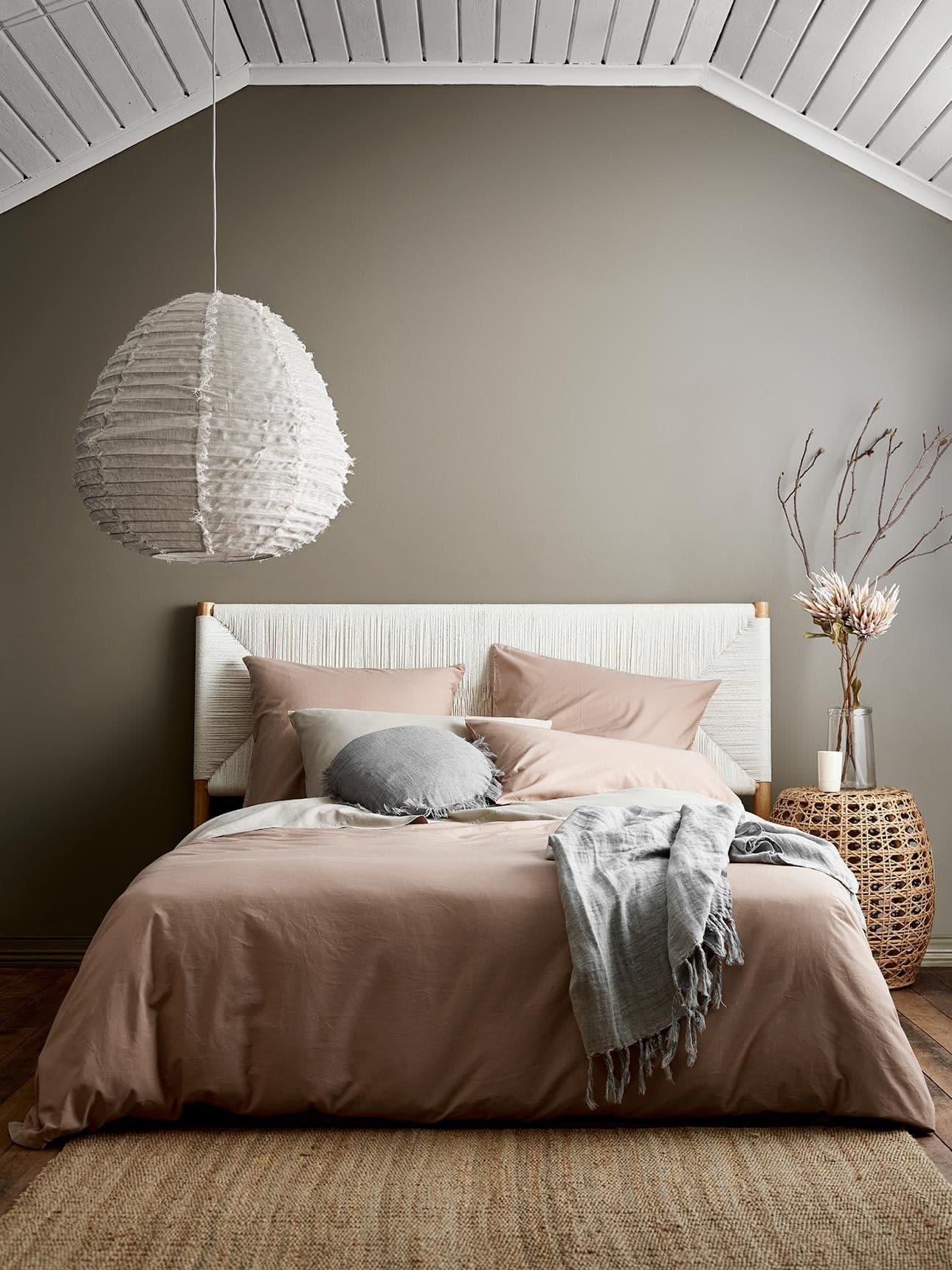 australian bed linen online aura home pale pink quilt cover set boho bedroom