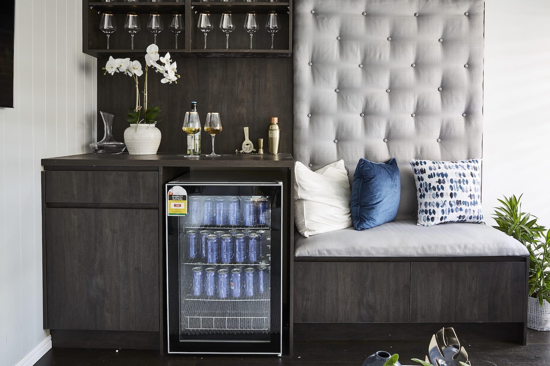 house rules 2020 lenore wine fridge