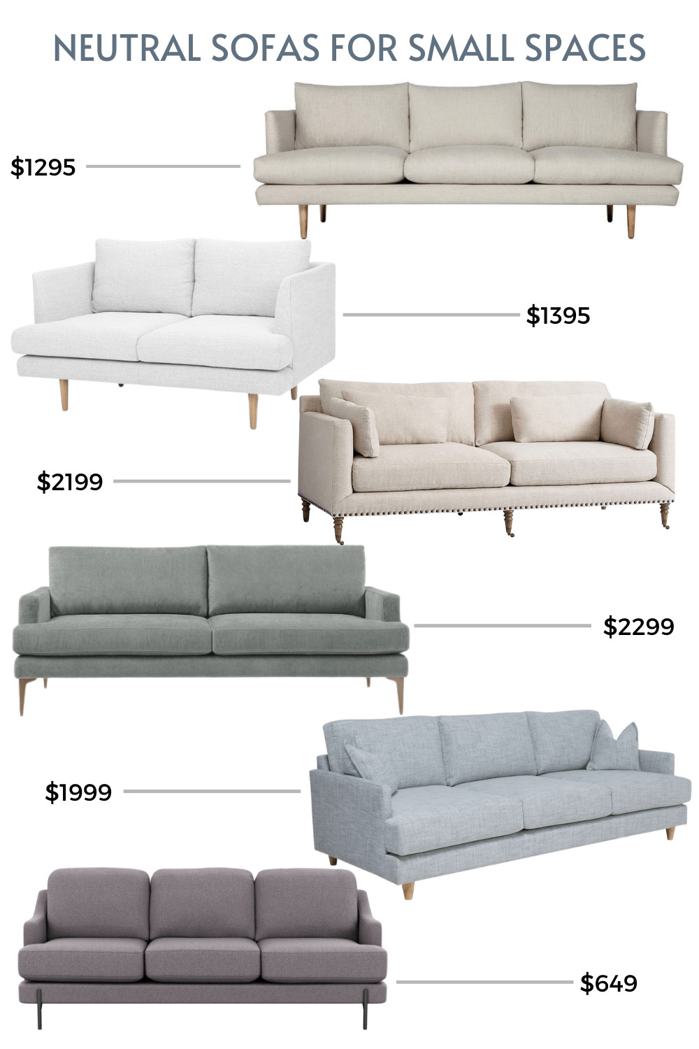 neutral sofas for small spaces small living room sofa mood board