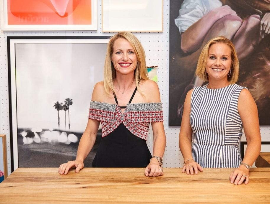 the block shop founders emma garland sarah armstrong