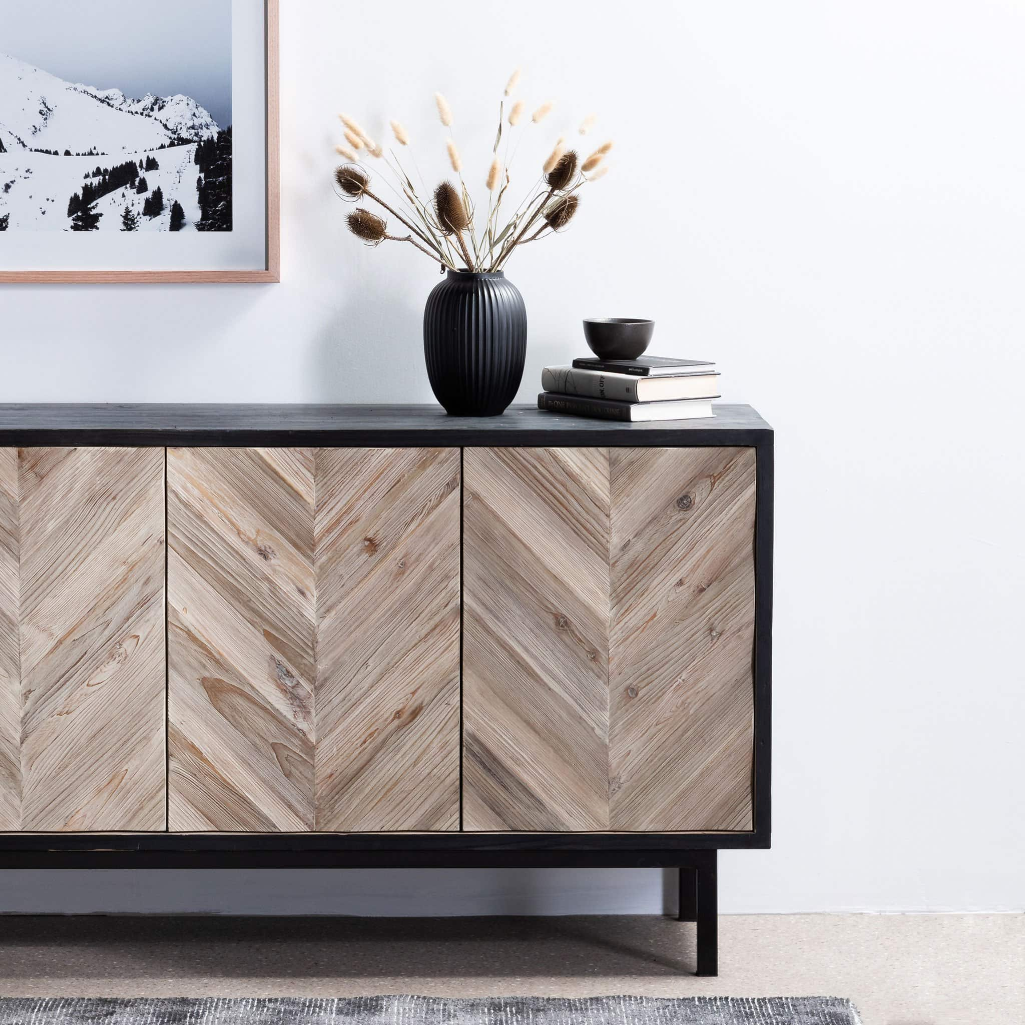 Marshall reclaimed wooden sideboard from interior secrets