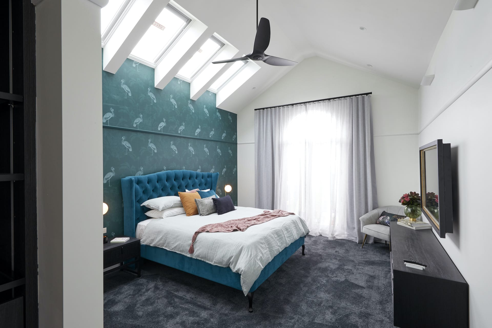 The Block 2020 Master Bedrooms Style Wins Sins Tlc Interiors