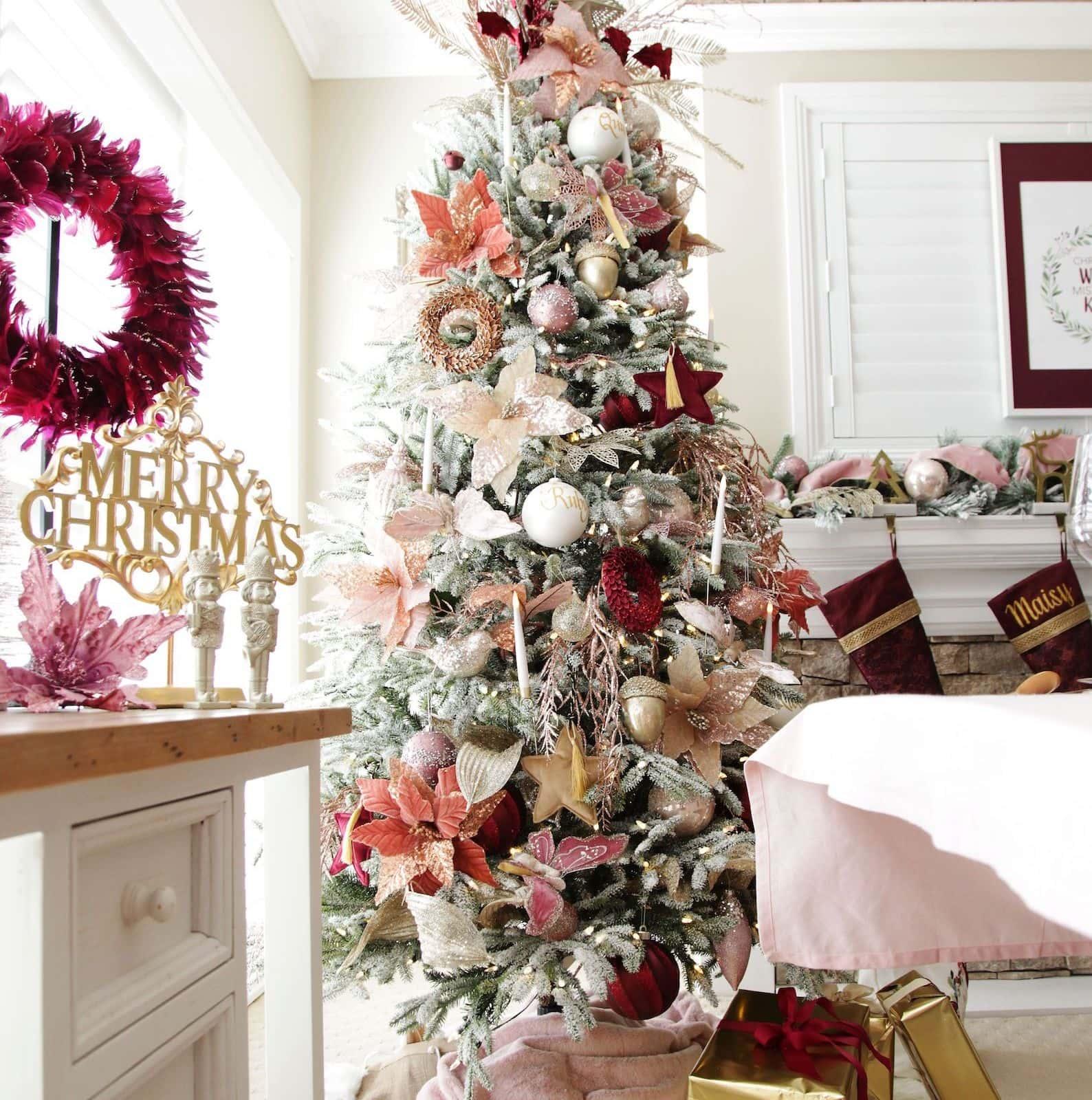 5 Modern Christmas Decorating Theme Ideas Tlc Interiors