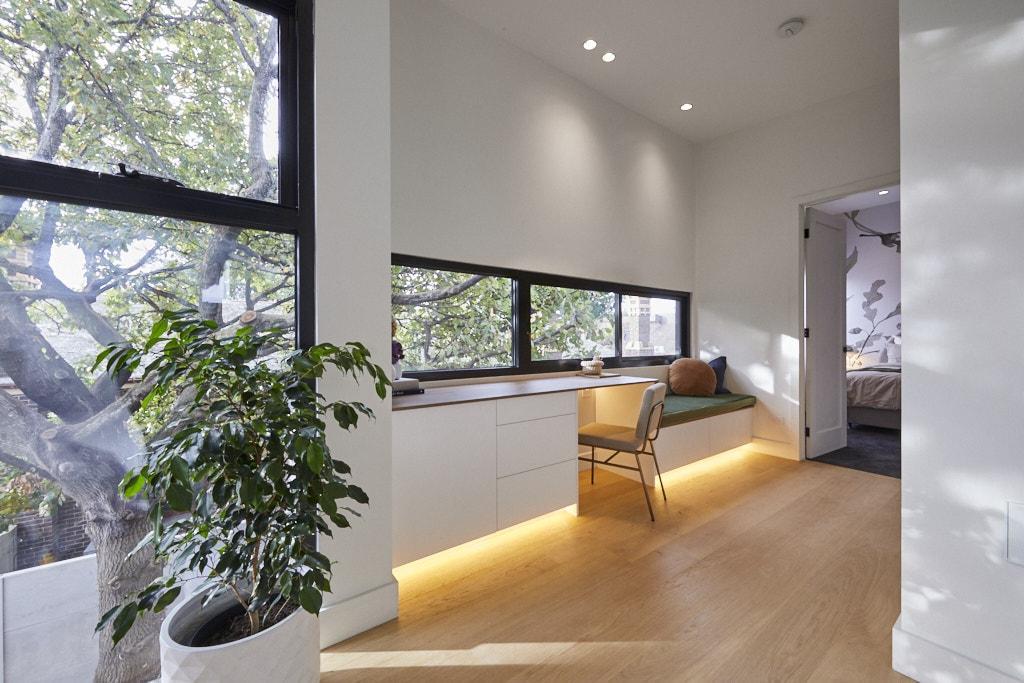 the block 2020 harry and tash upstairs study zone