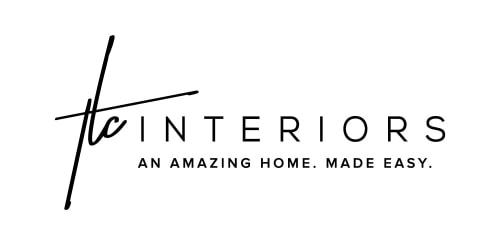 tlc interiors logo black with biline